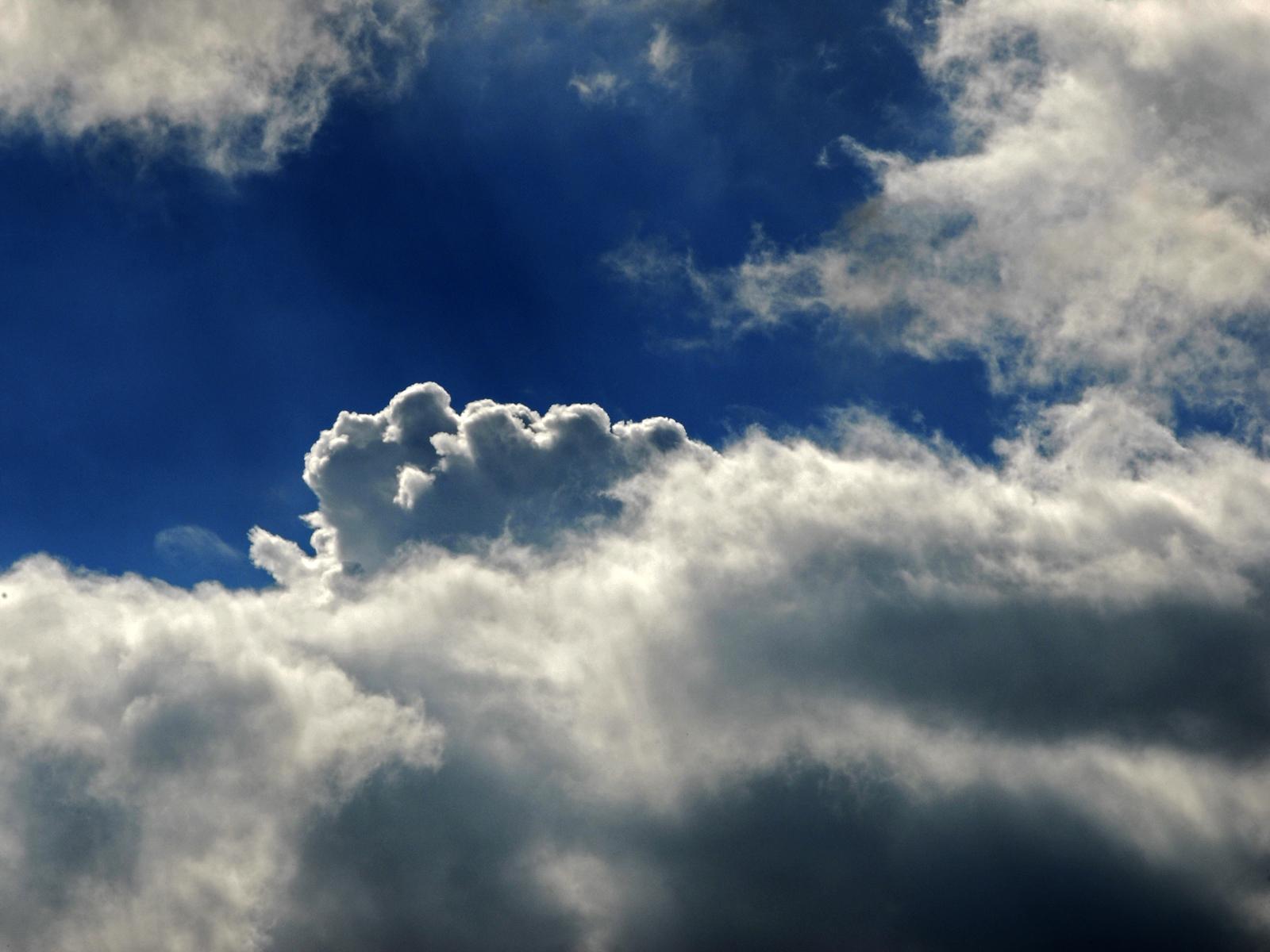 Rain Cloud Series (Image 11 of 15), Bspo06, Clouds, Cumulus, Rain, HQ Photo