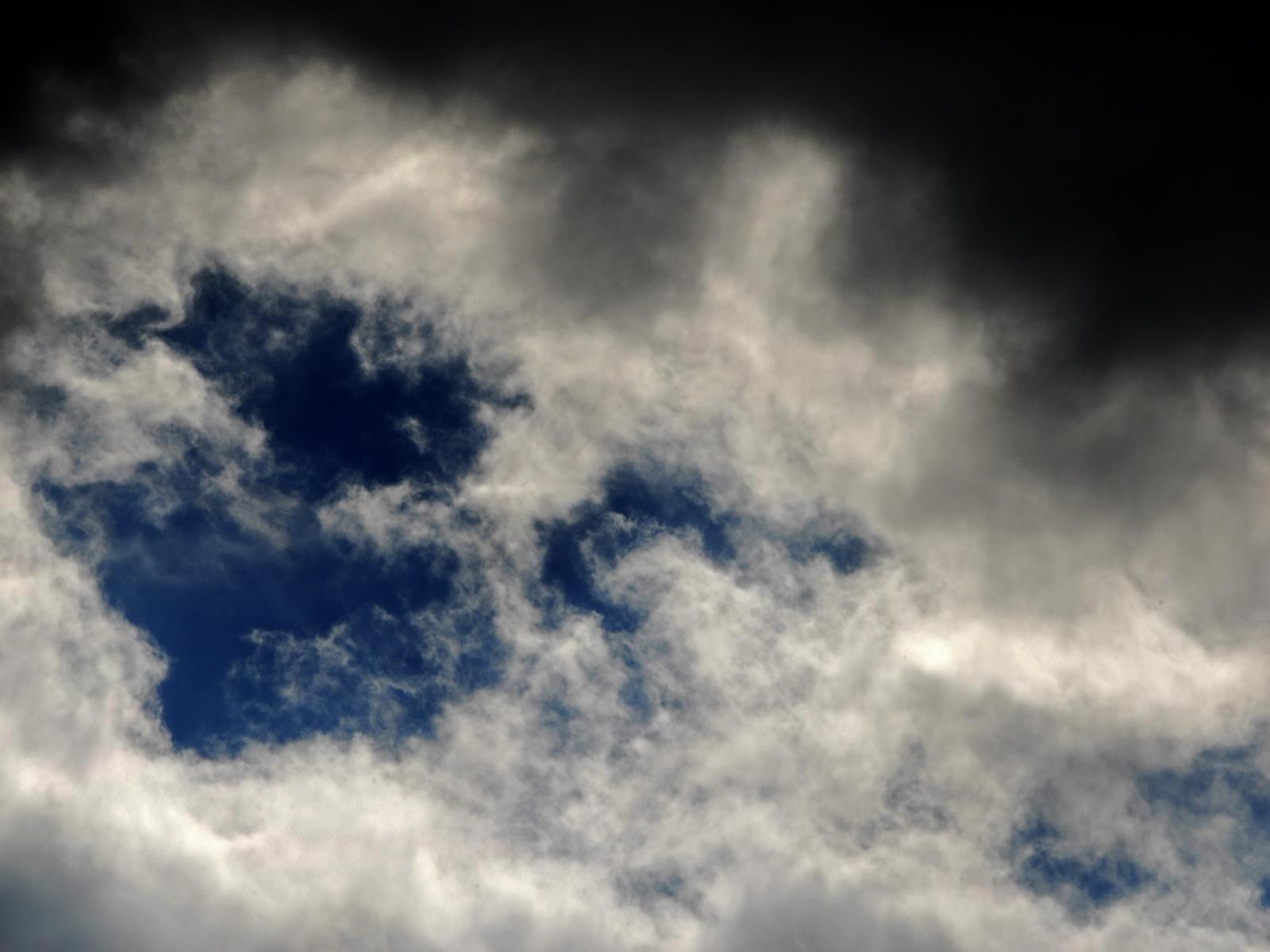 Rain Cloud Series (Image 2 of 15), Bspo06, Clouds, Cumulus, Rain, HQ Photo
