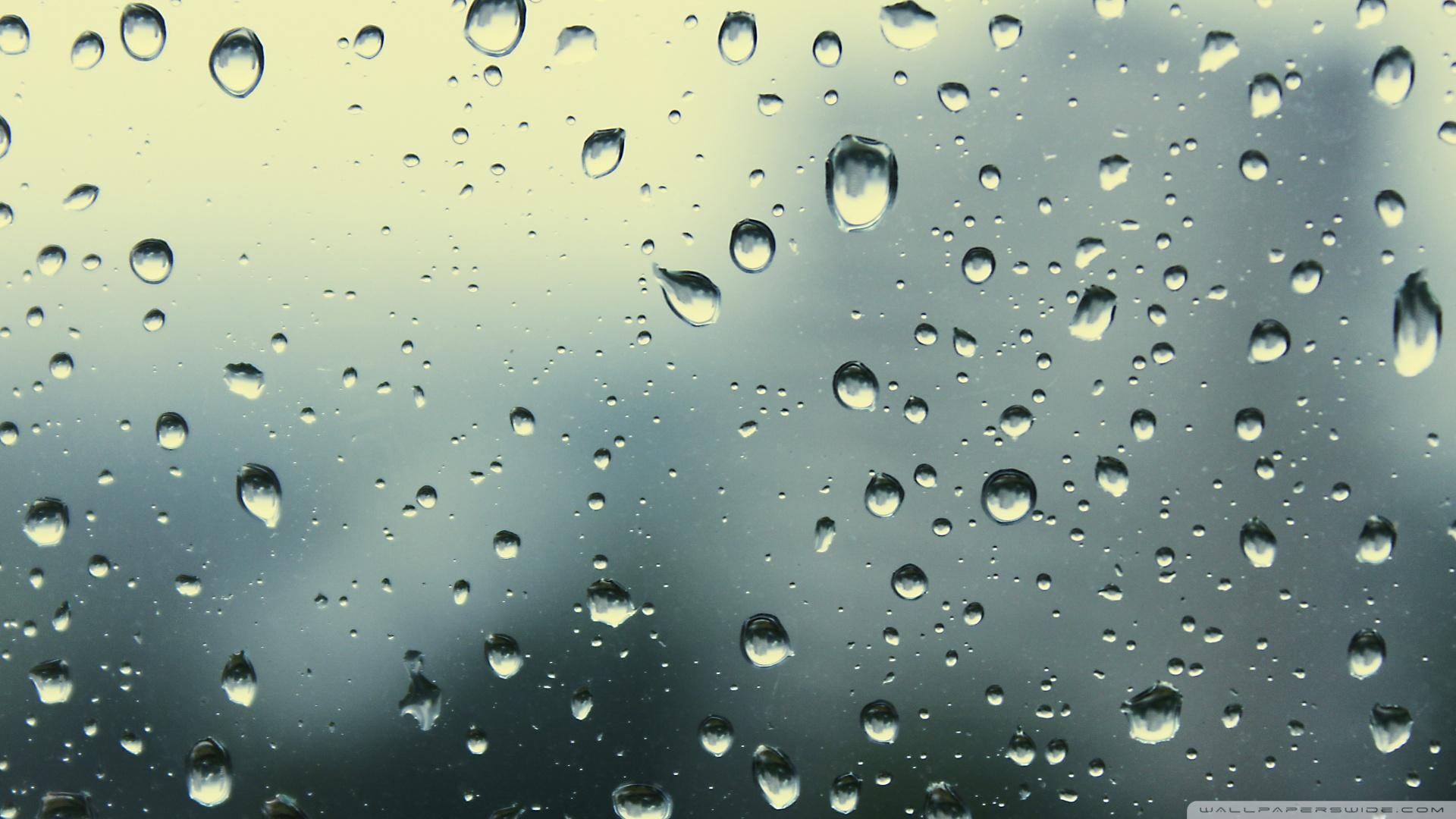Nature & Landscape Rain Drops wallpapers (Desktop, Phone, Tablet ...