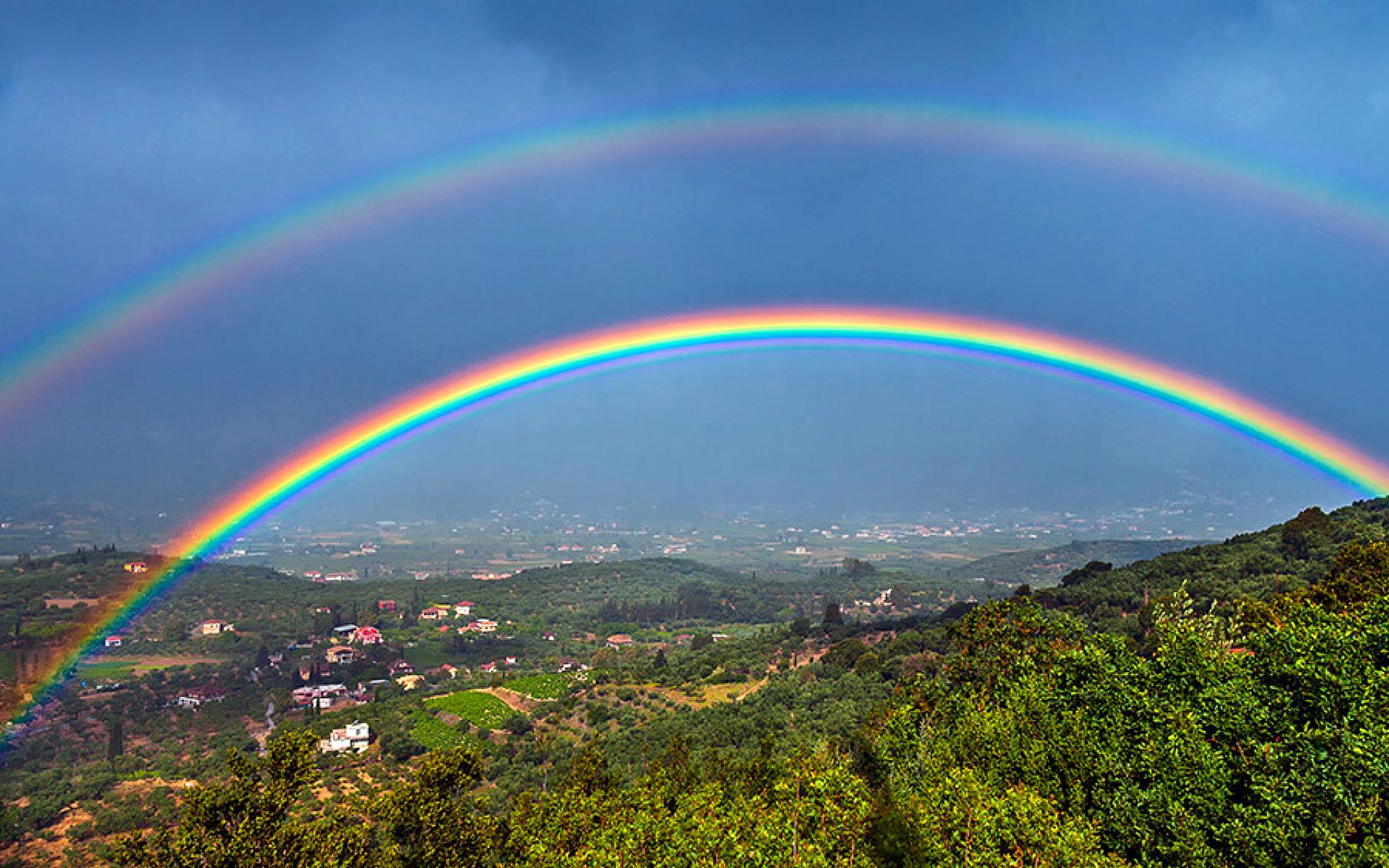 Types of rainbow — Steemit