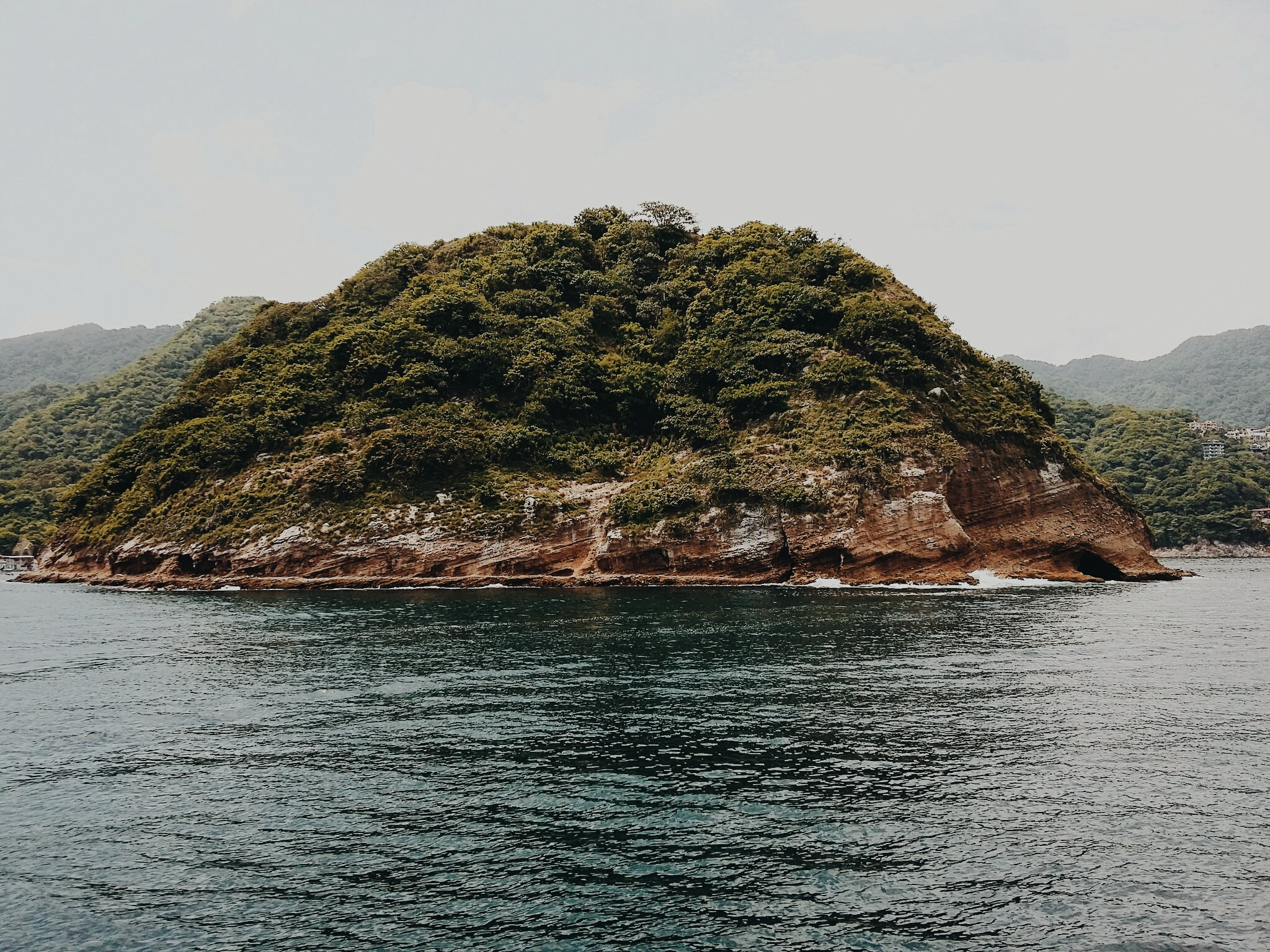 Rainforest Island, Bay, Ocean, Water, Travel, HQ Photo