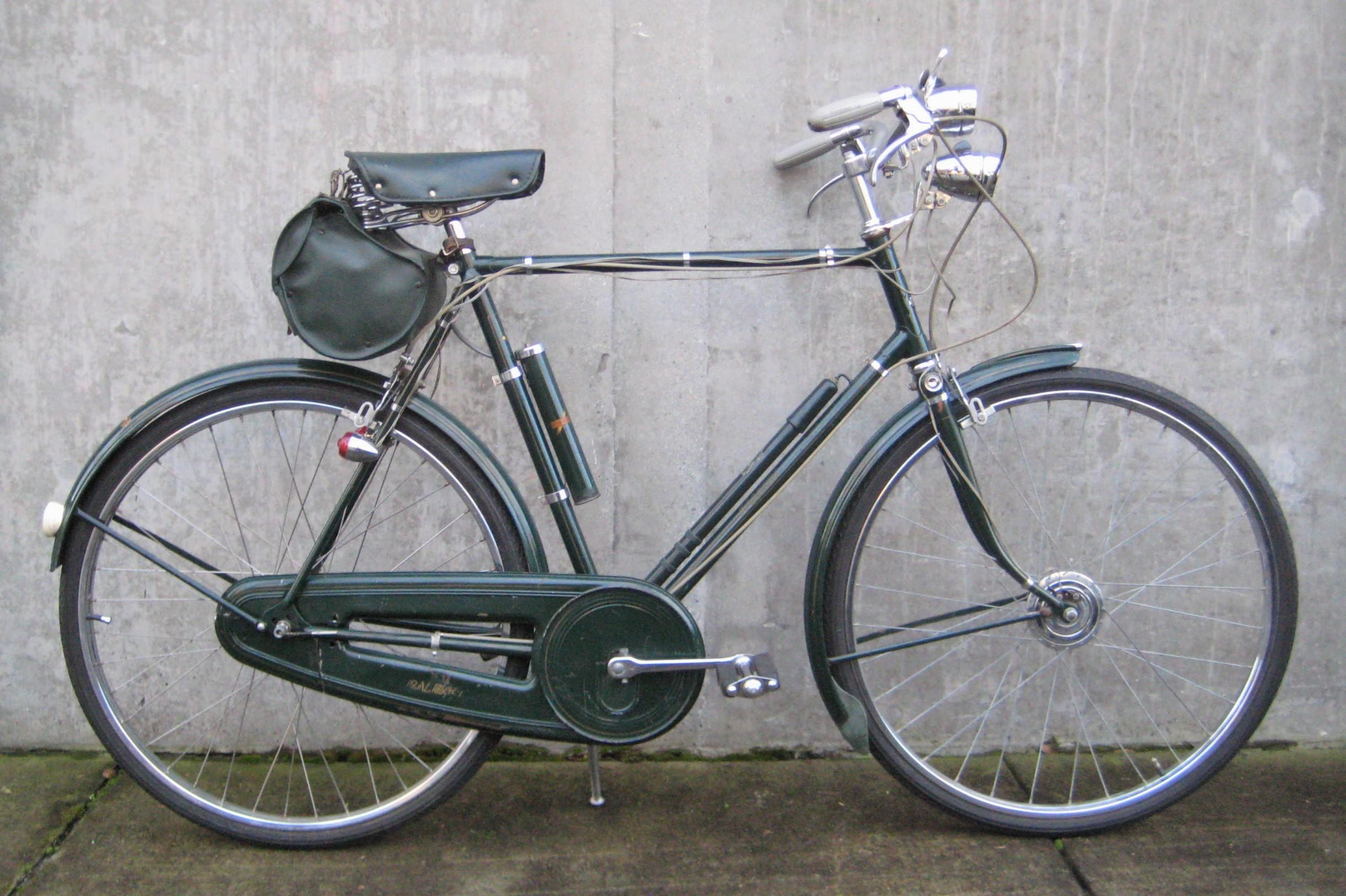 1966 Raleigh Model 24 bike at Classic Cycle Bainbridge | Classic ...