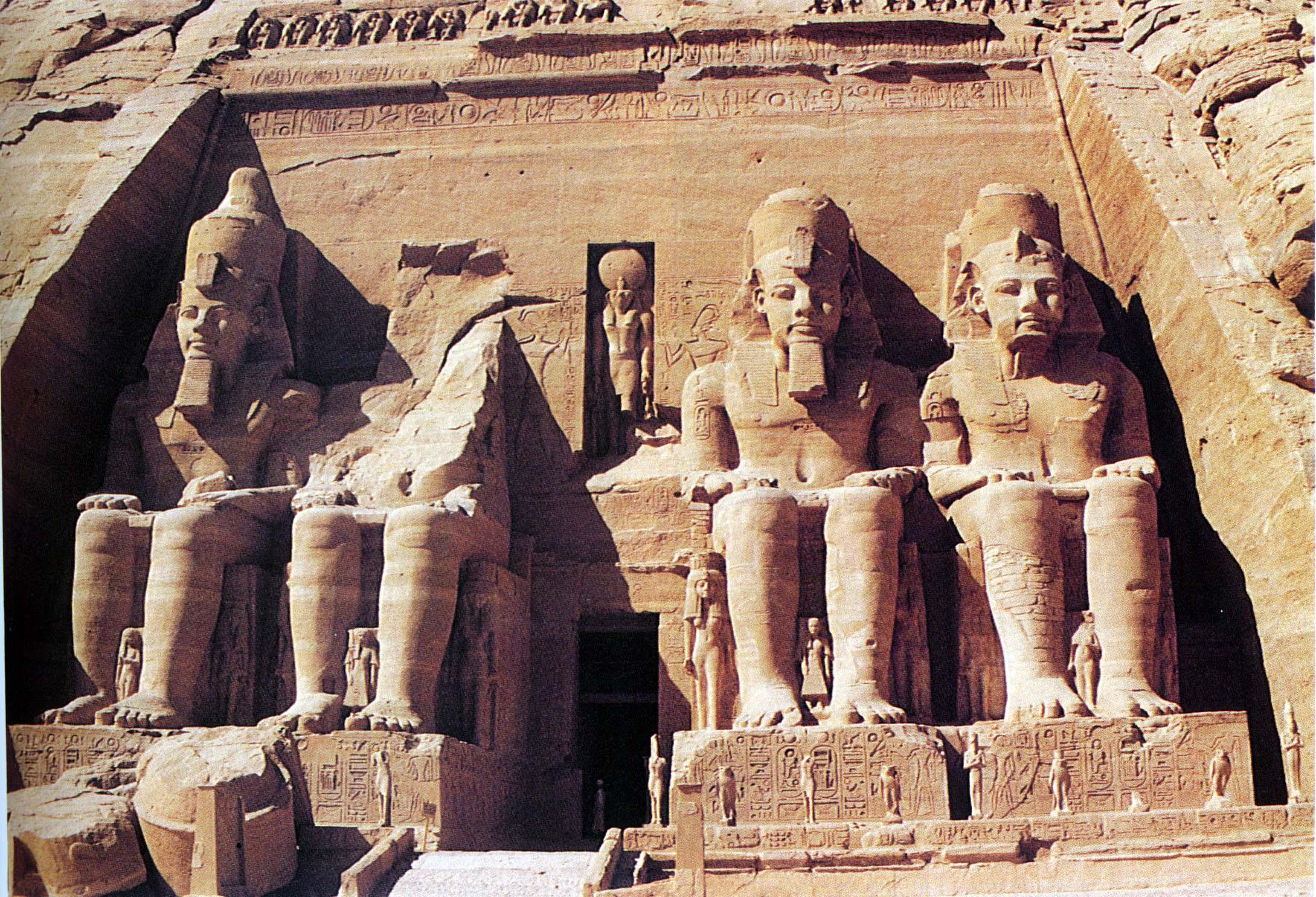 Temple of Ramses II | AHA