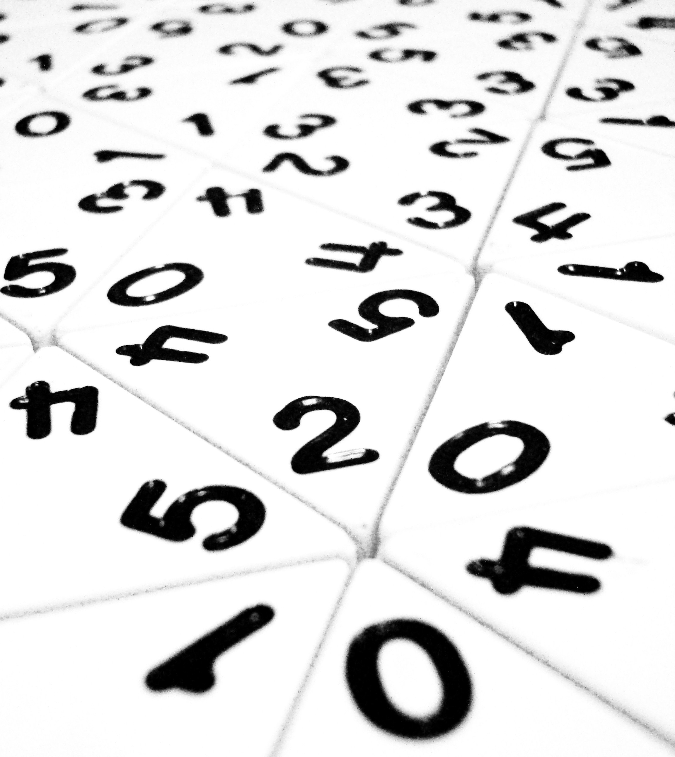 Random Numbers, Chance, Numbers, Tiles, Tile, HQ Photo