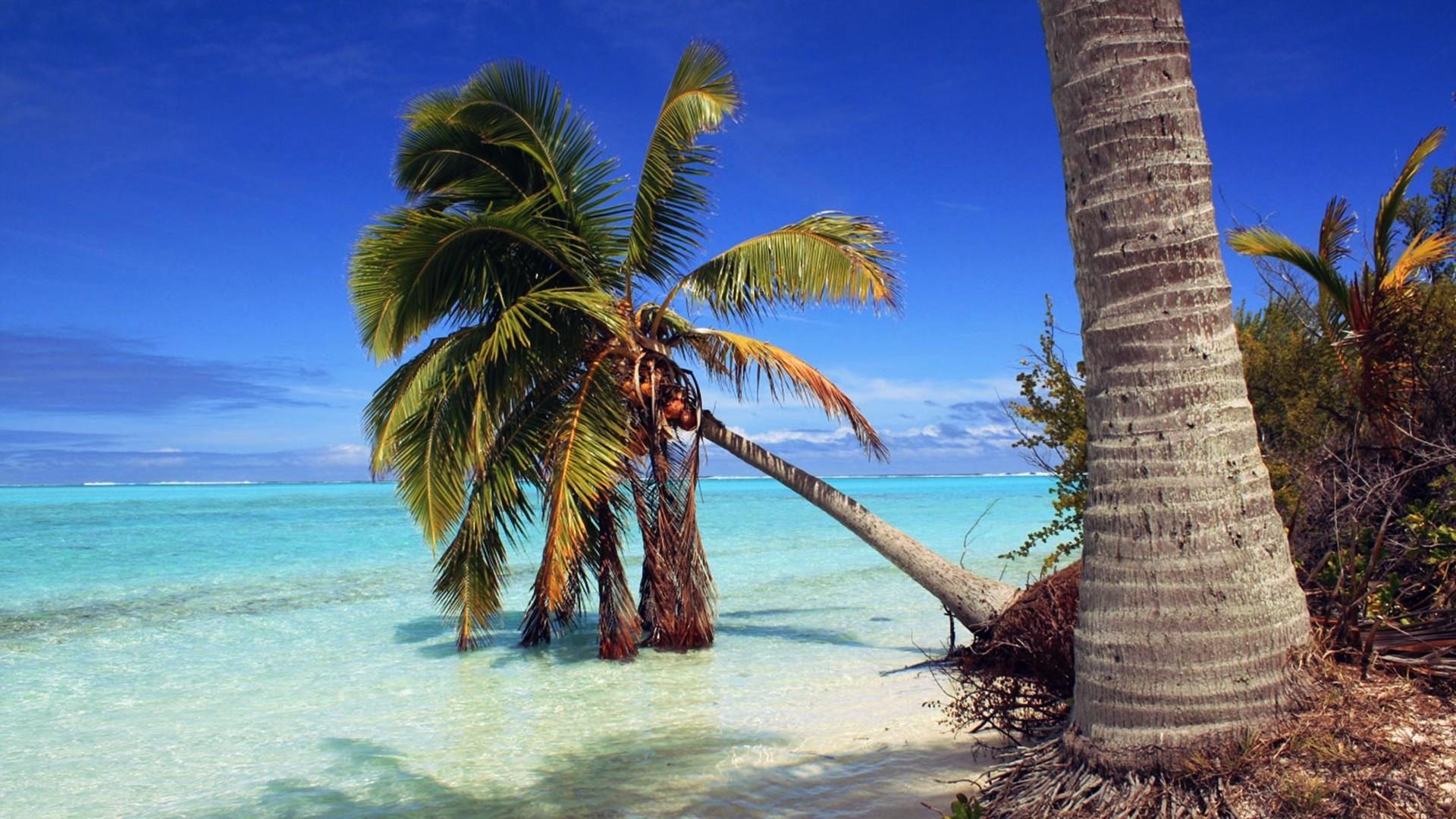 Paradisiac Tag wallpapers: Rarotonga Cook Islands Beautiful Clouds ...