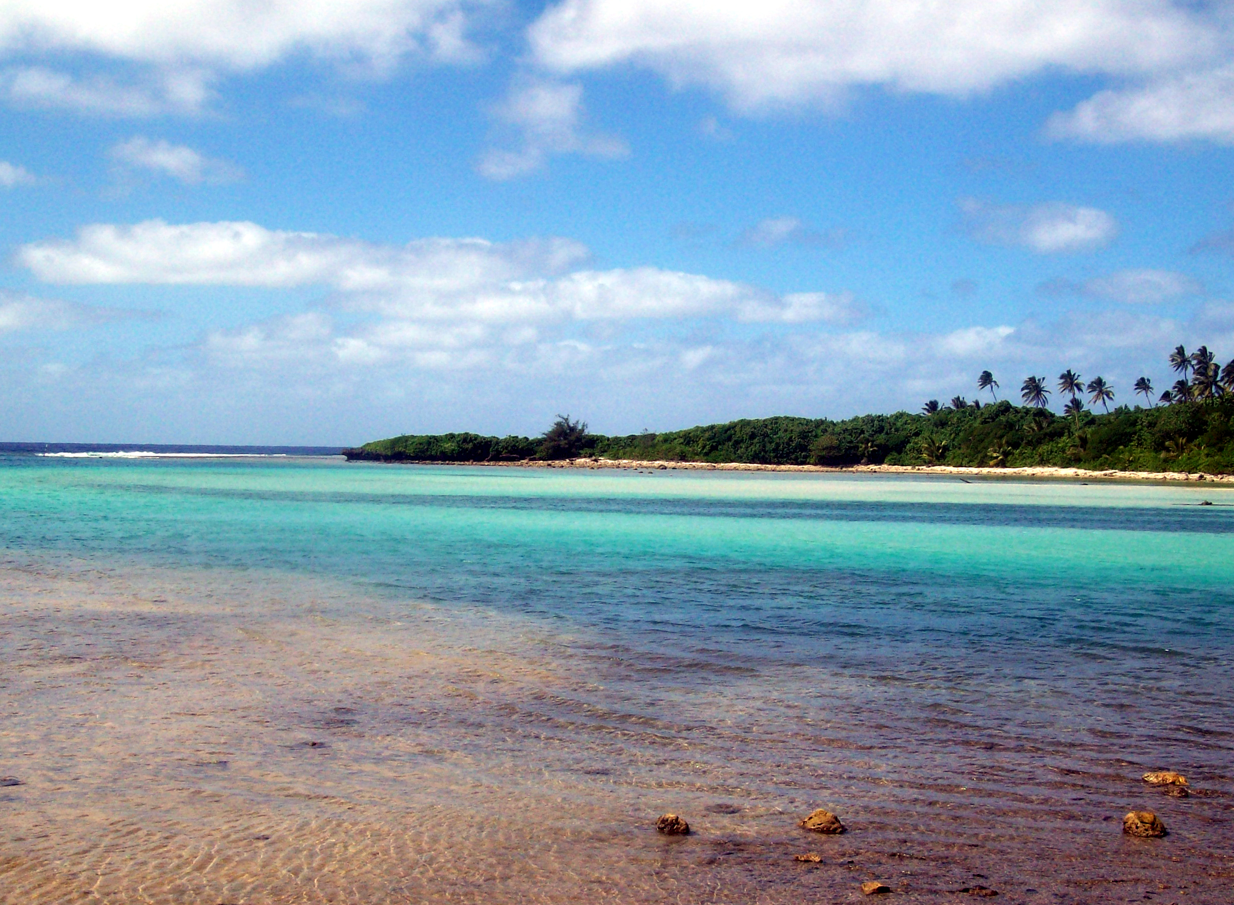Rarotonga waterfront photo
