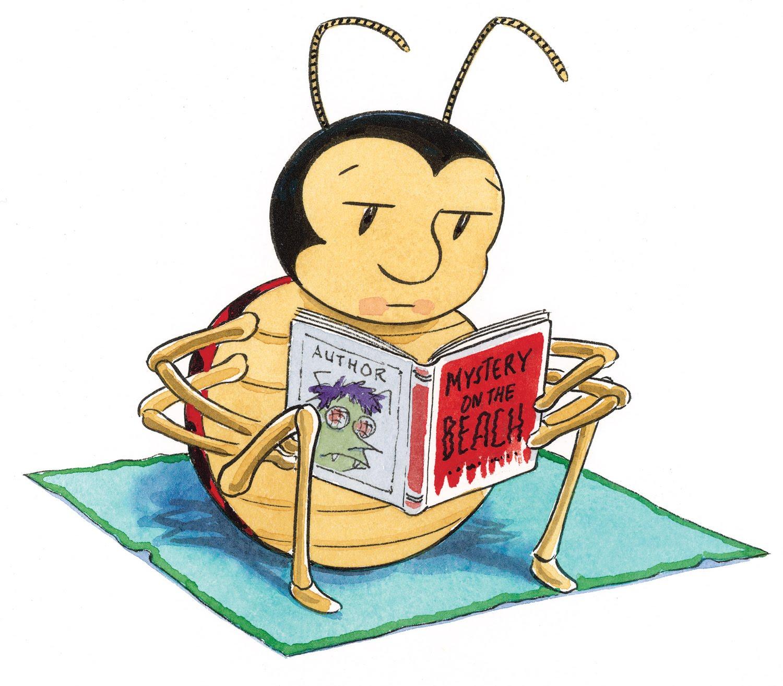 READ A BOOK! Summer Reading List
