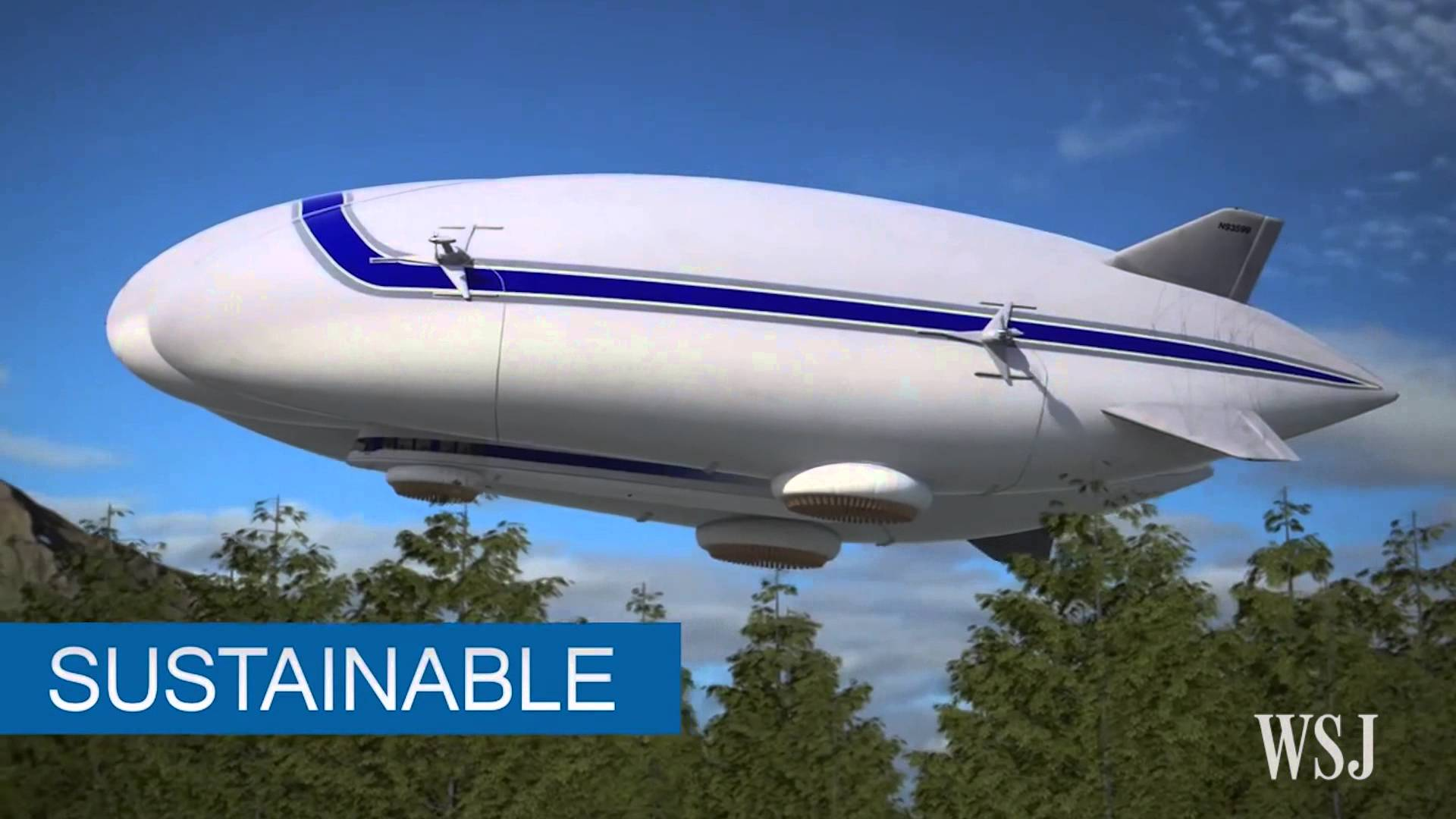 World's Largest Aircraft Ready for Takeoff - YouTube