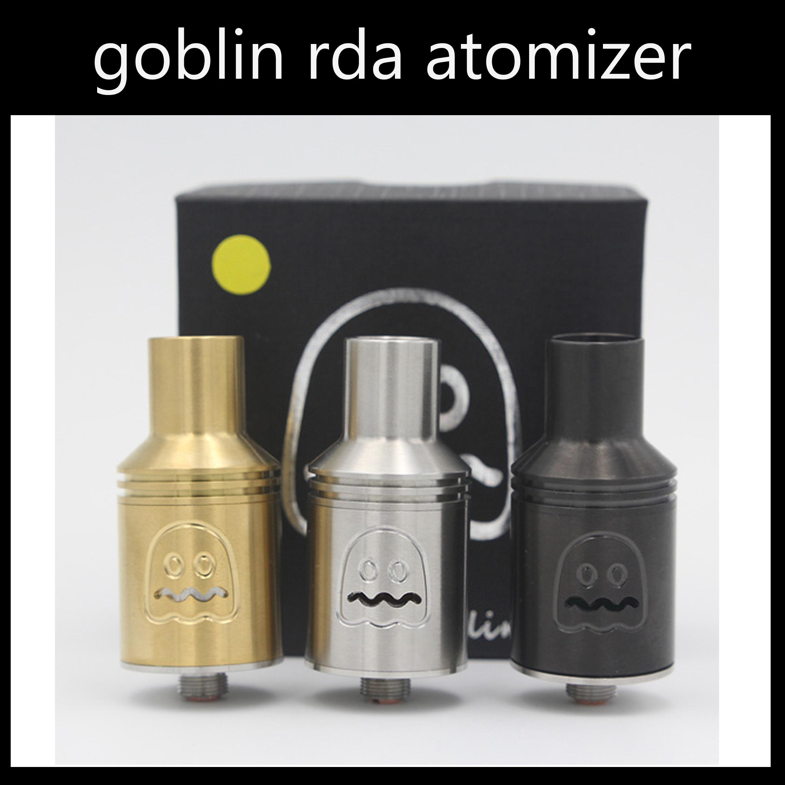 High Quality Rebuildable Goblin Atomizer 510 Thread 22mm Vaporizer E ...