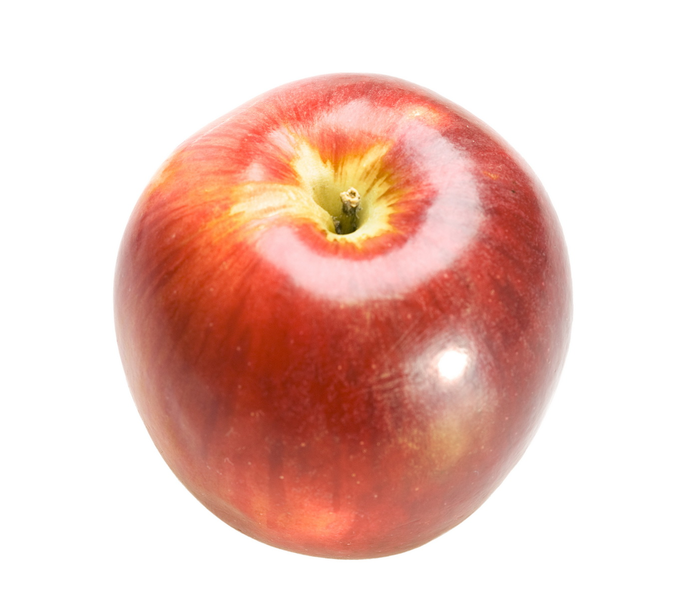 Red apple photo