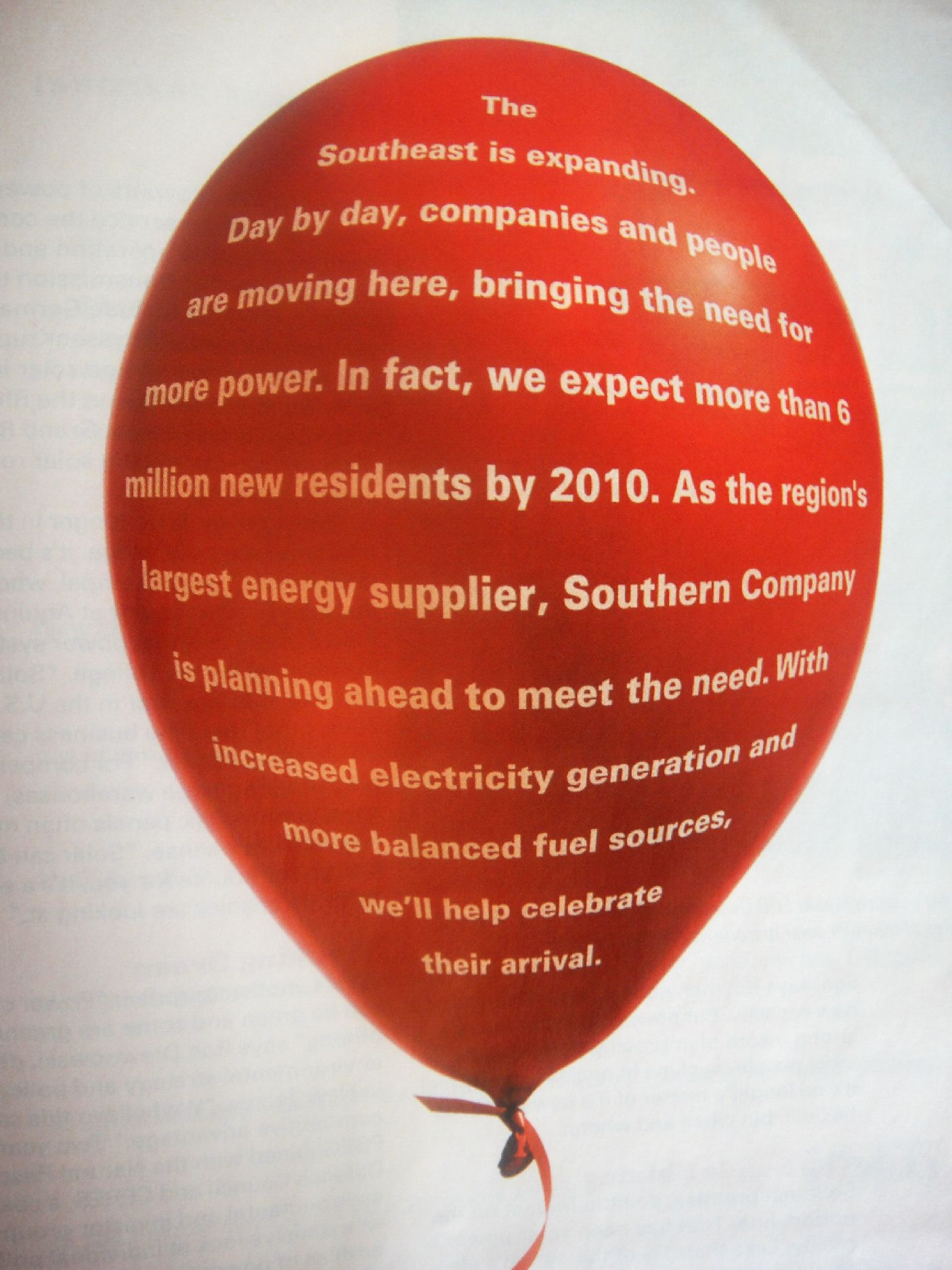 Red balloon photo