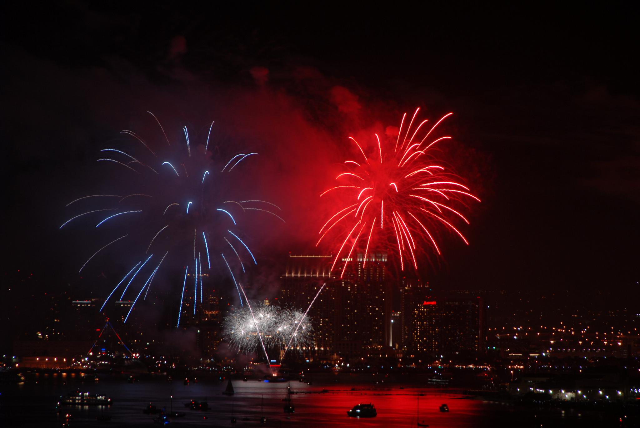 Fireworks will illuminate Southern California skies – The Log