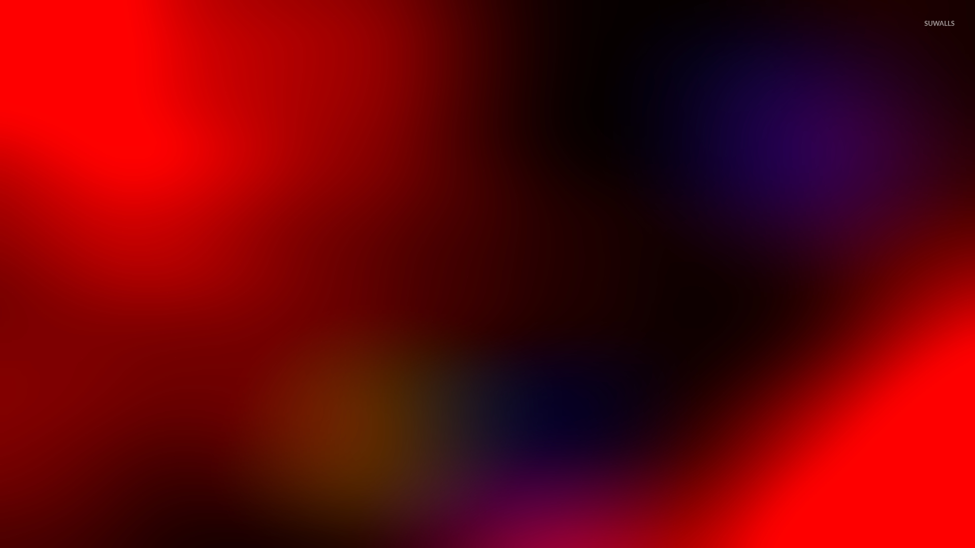 Red blur wallpaper - Abstract wallpapers - #26954