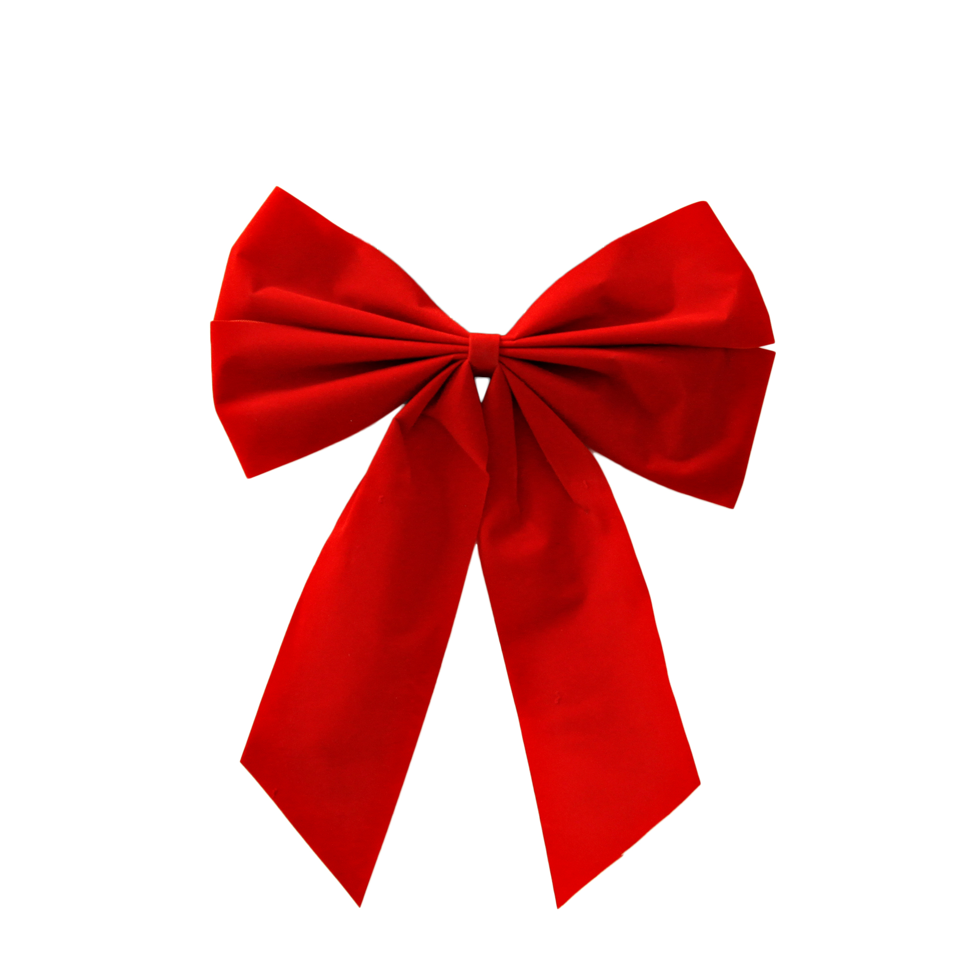 Trim A Home® 11x16 Red Basic Bow