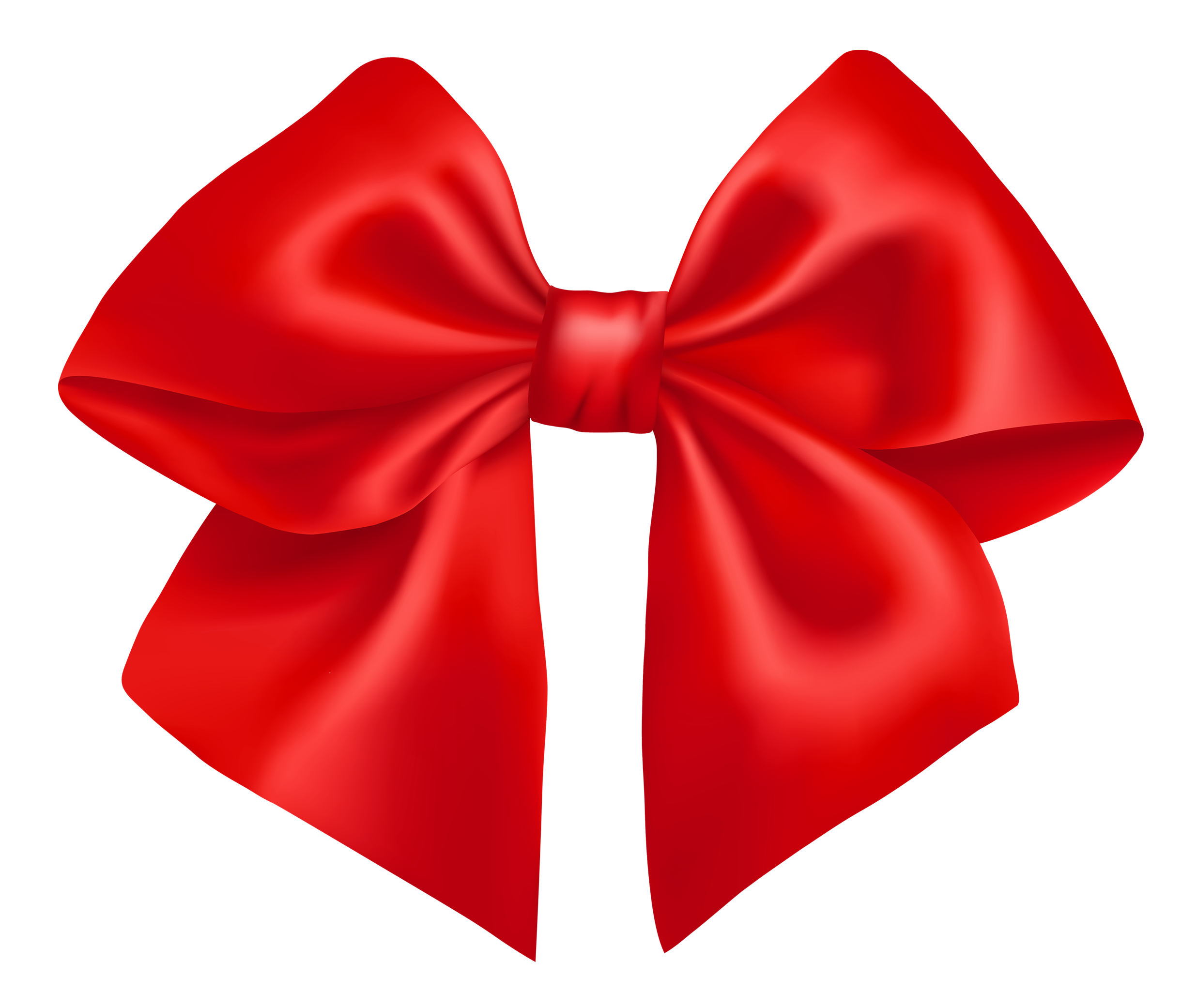 Red Bow PNG Transparent Image - PngPix