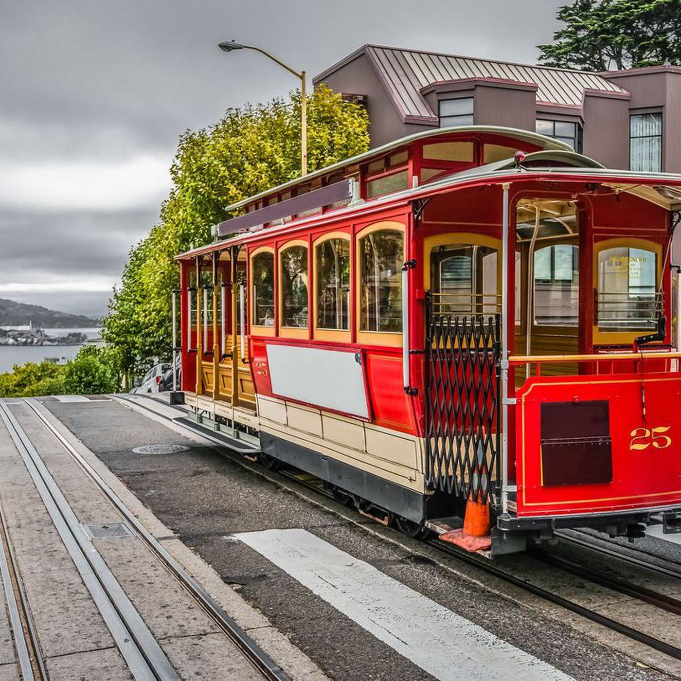San Francisco cable cars: Everything you need to know them - Curbed SF