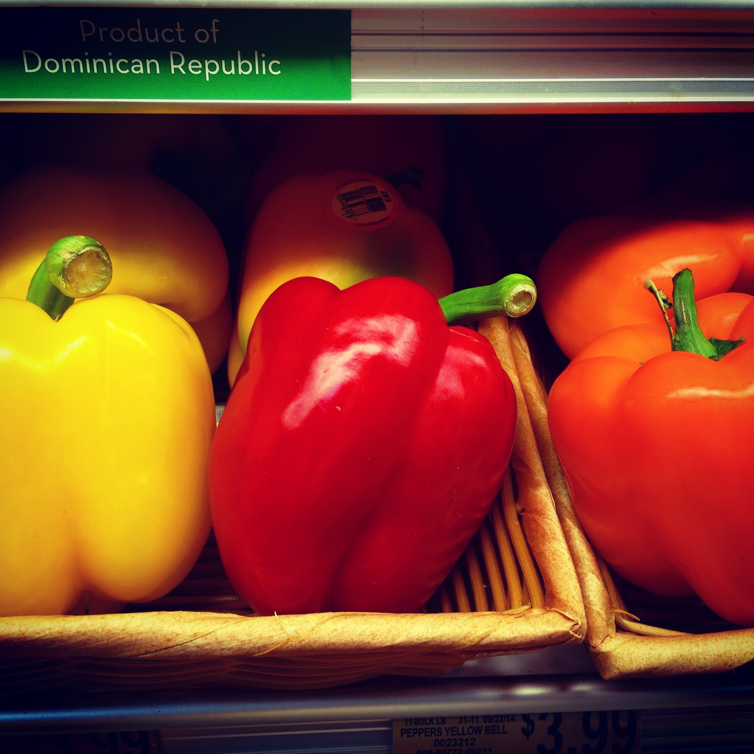 Red Chilli Pepper, Bell peppers, Capsicum, Food, Market, HQ Photo