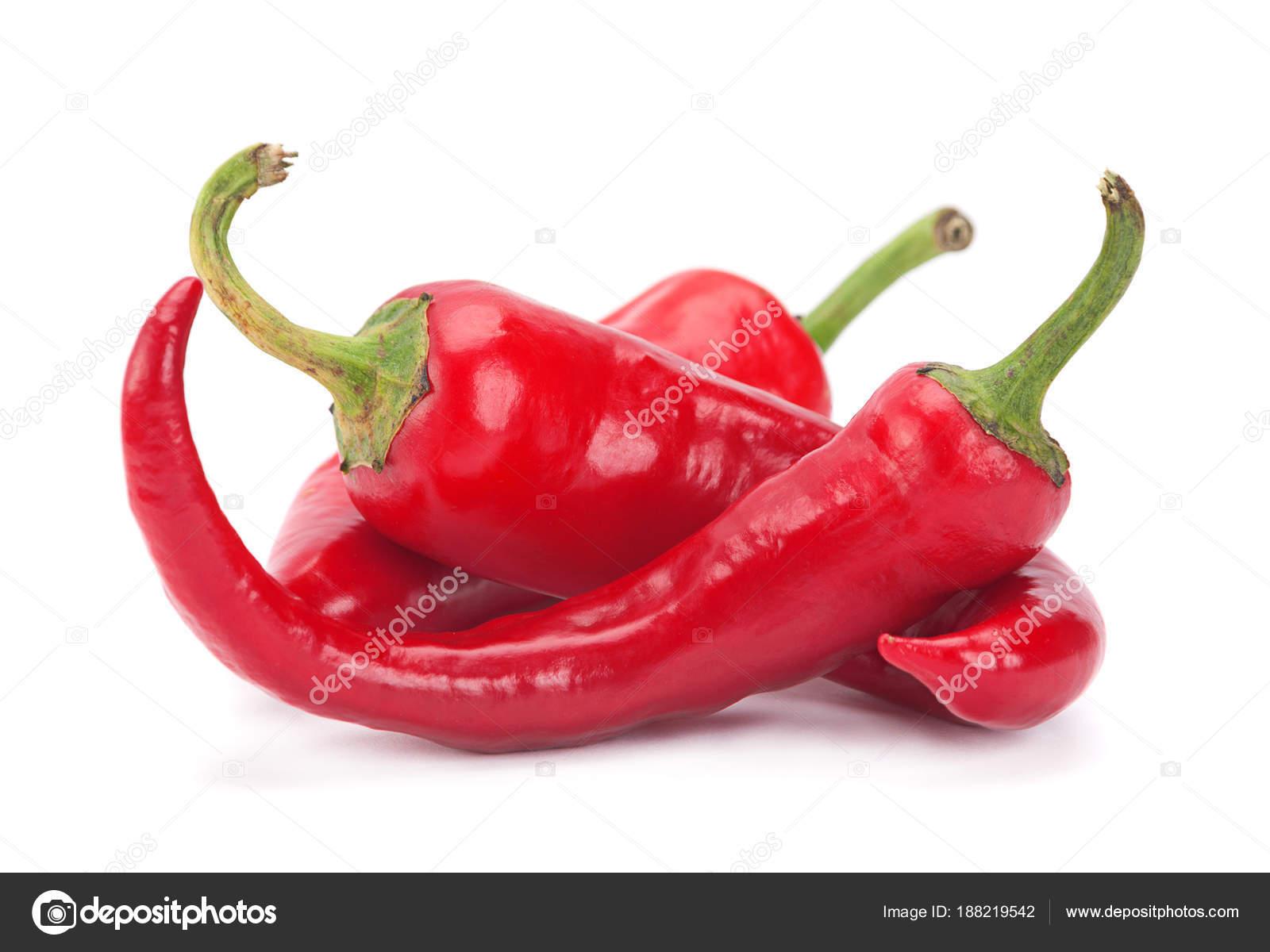 Red chilli pepper — Stock Photo © jimbo3904 #188219542