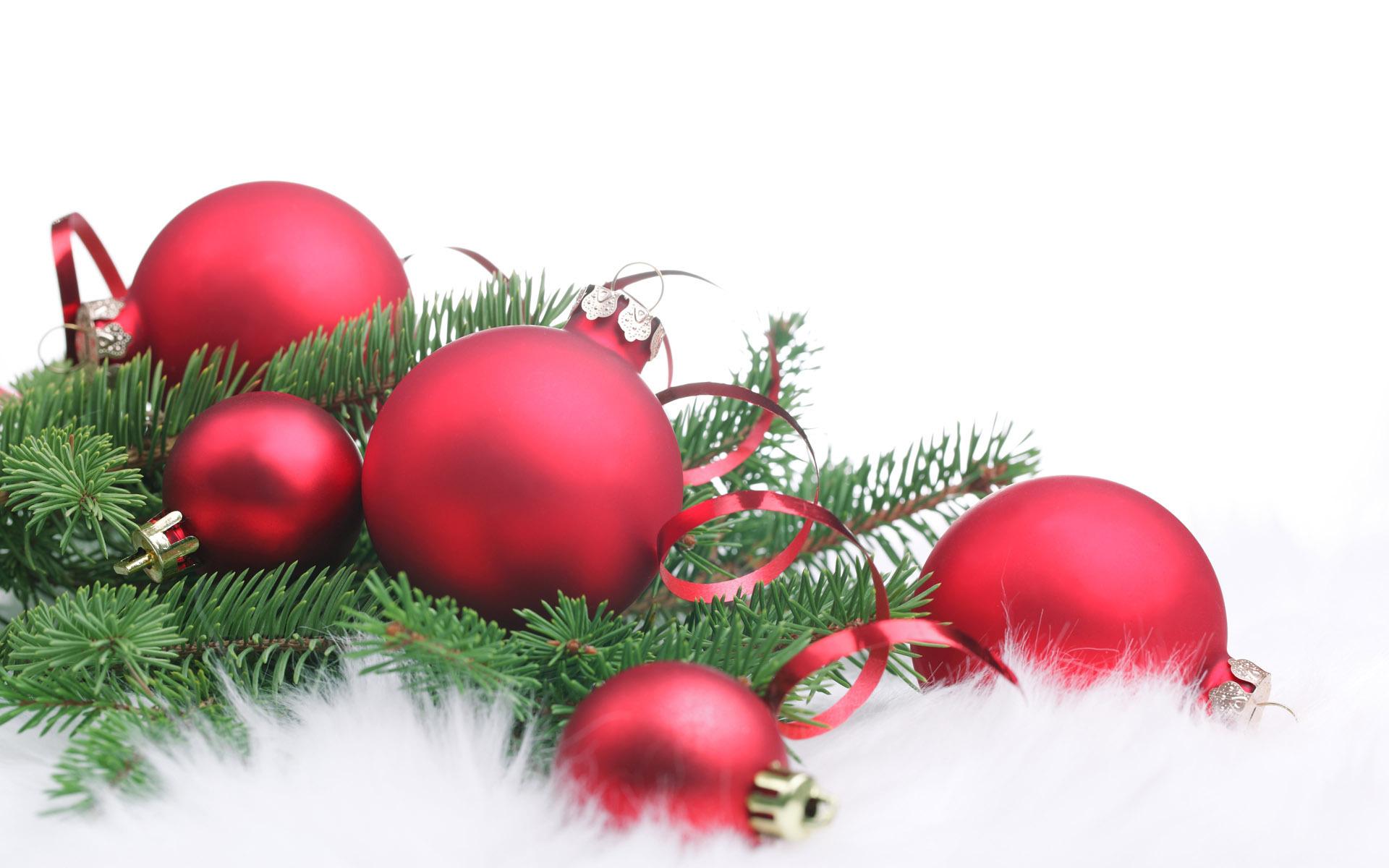 Red Christmas Decorations - Tierra Este | #78720