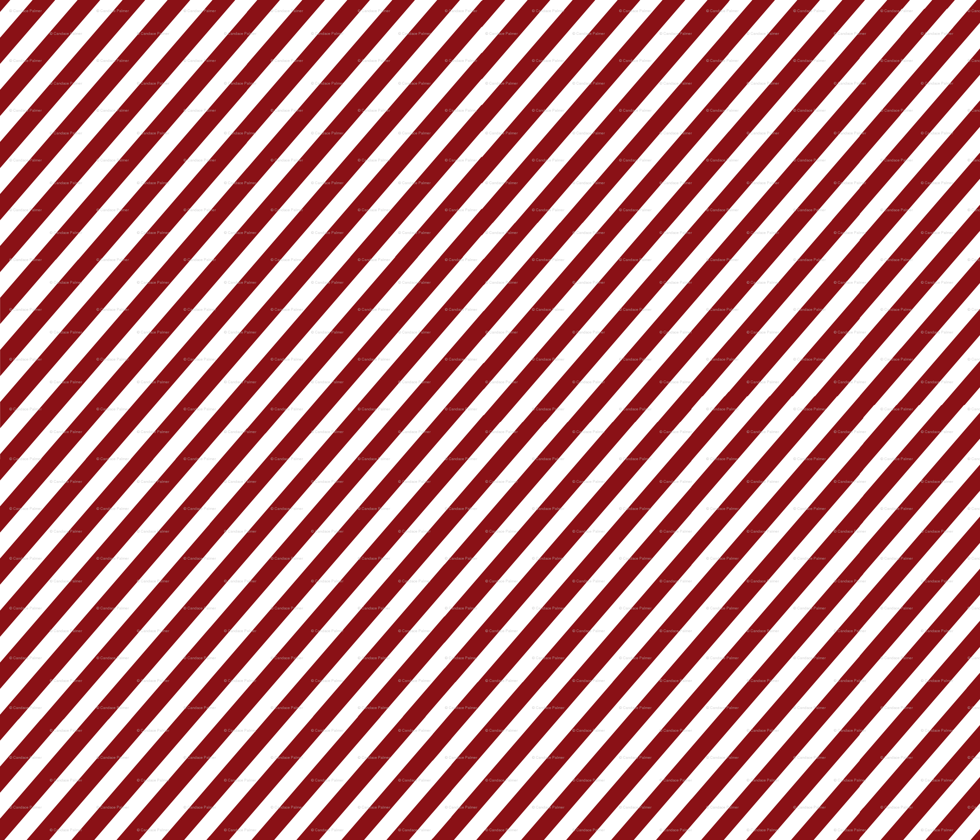Diagonal red and white stripes. fabric - graphicdoodles - Spoonflower