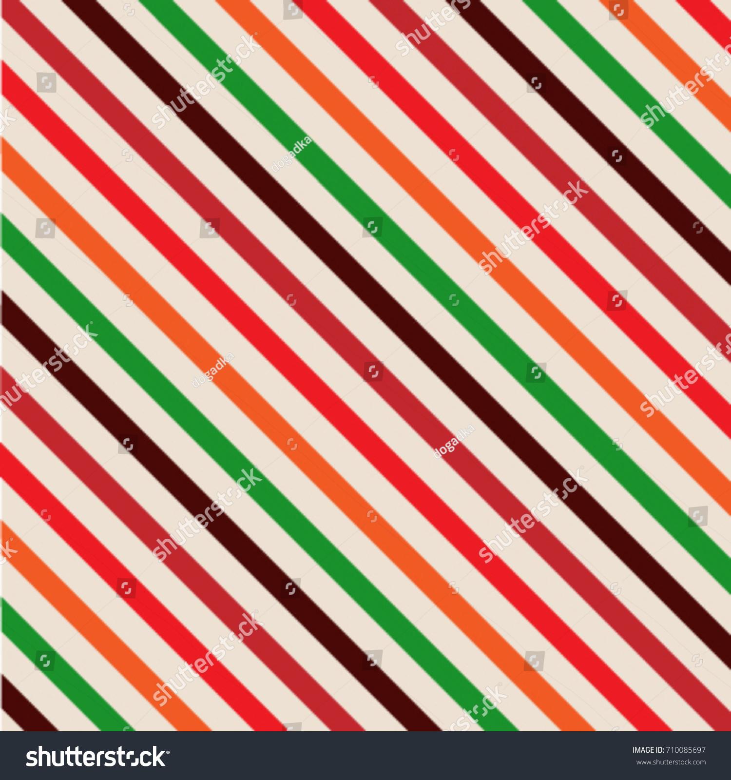 Red Diagonal Stripes Stock Vector 710085697 - Shutterstock