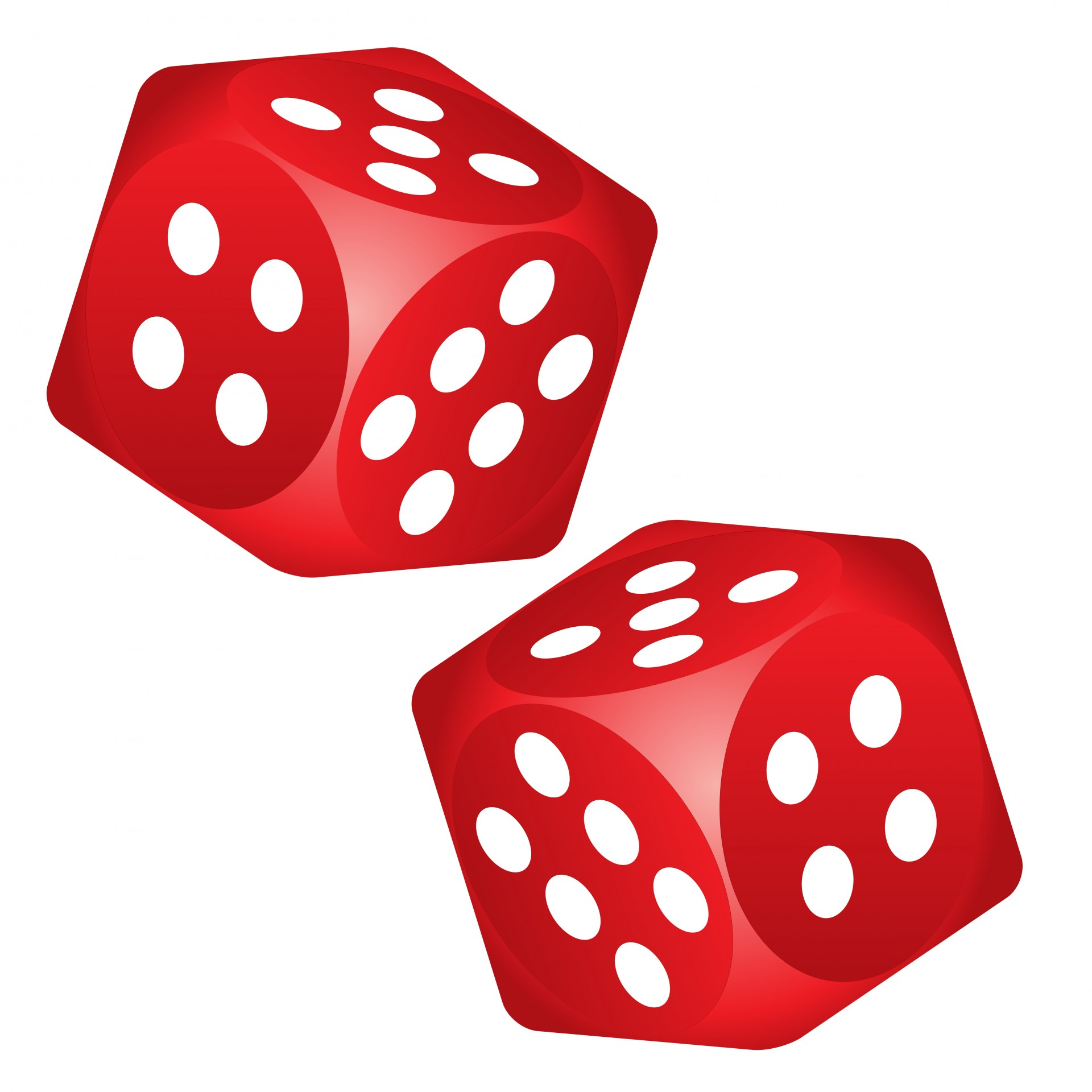 Red Dice Set Free Stock Photo - Public Domain Pictures