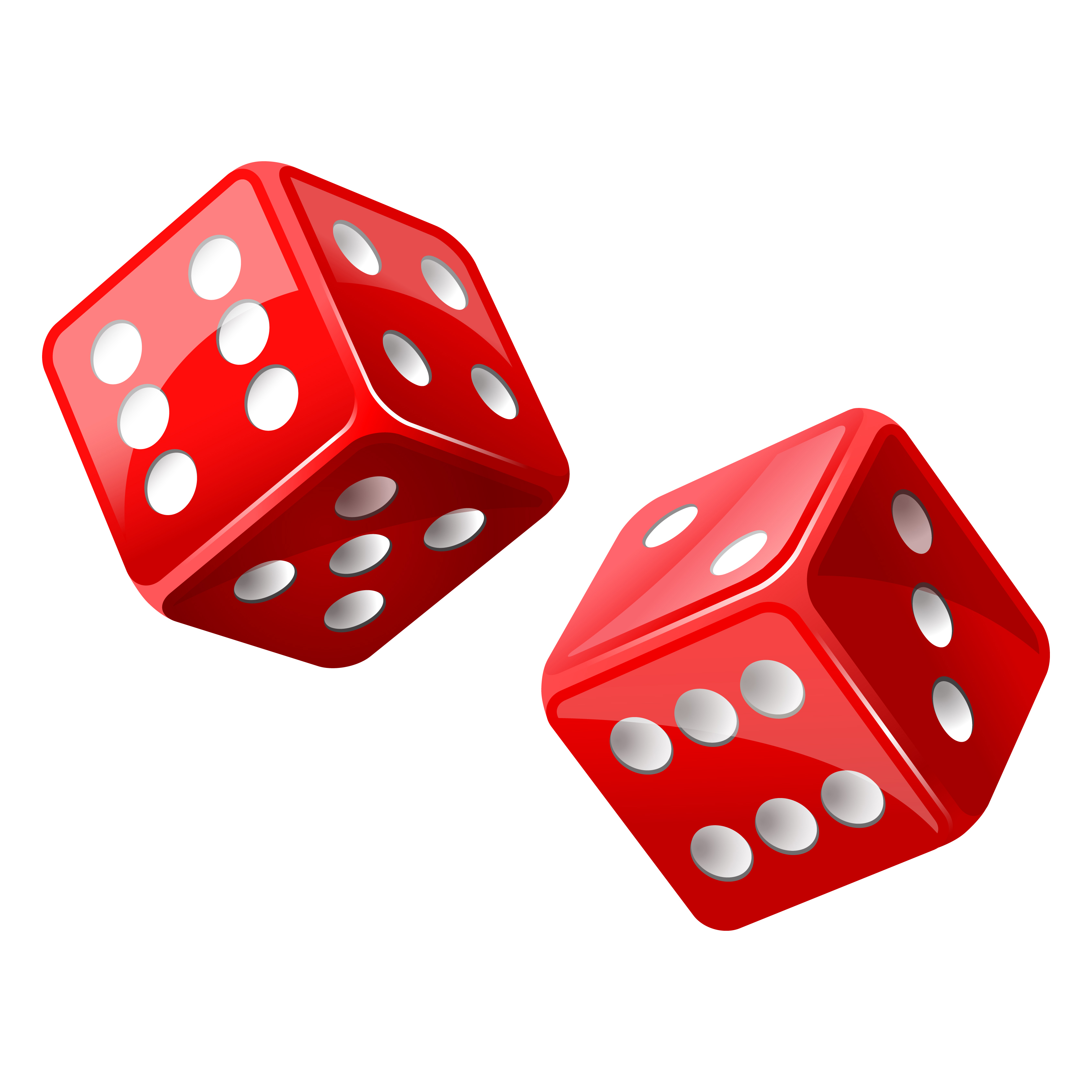 Red Dice Png - ClipArt Best | Dice | Pinterest | Illustrations