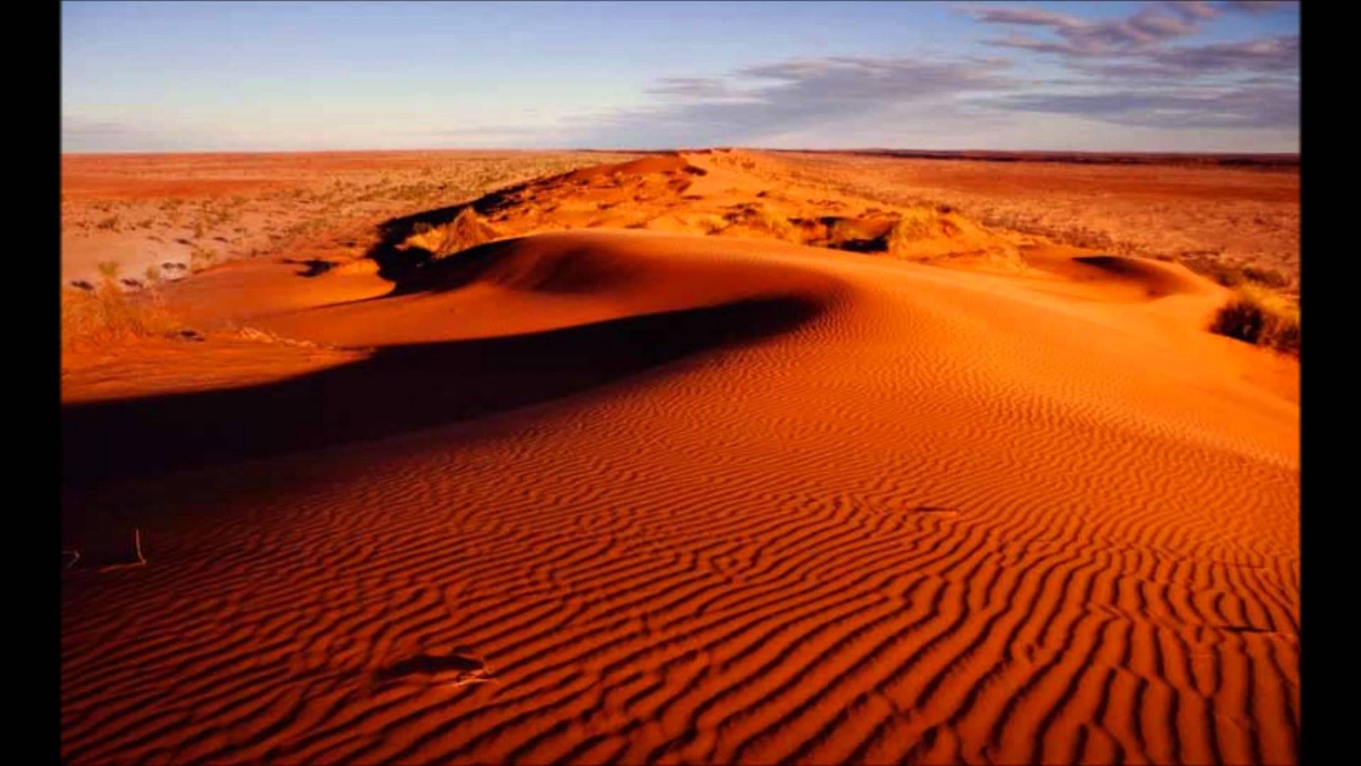 Red Dunes ~ Marston - YouTube