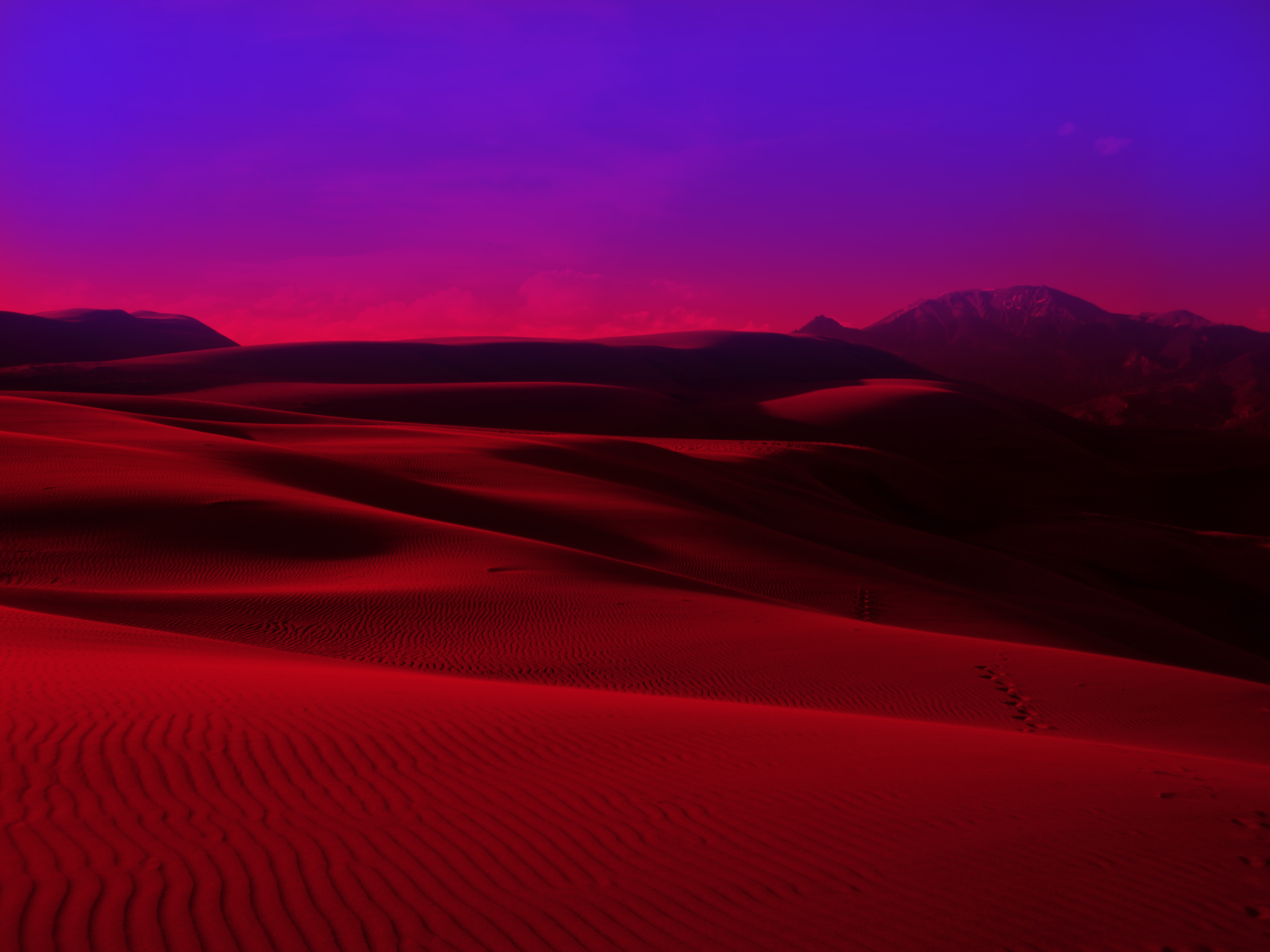 Red Dunes | Operial Media Group
