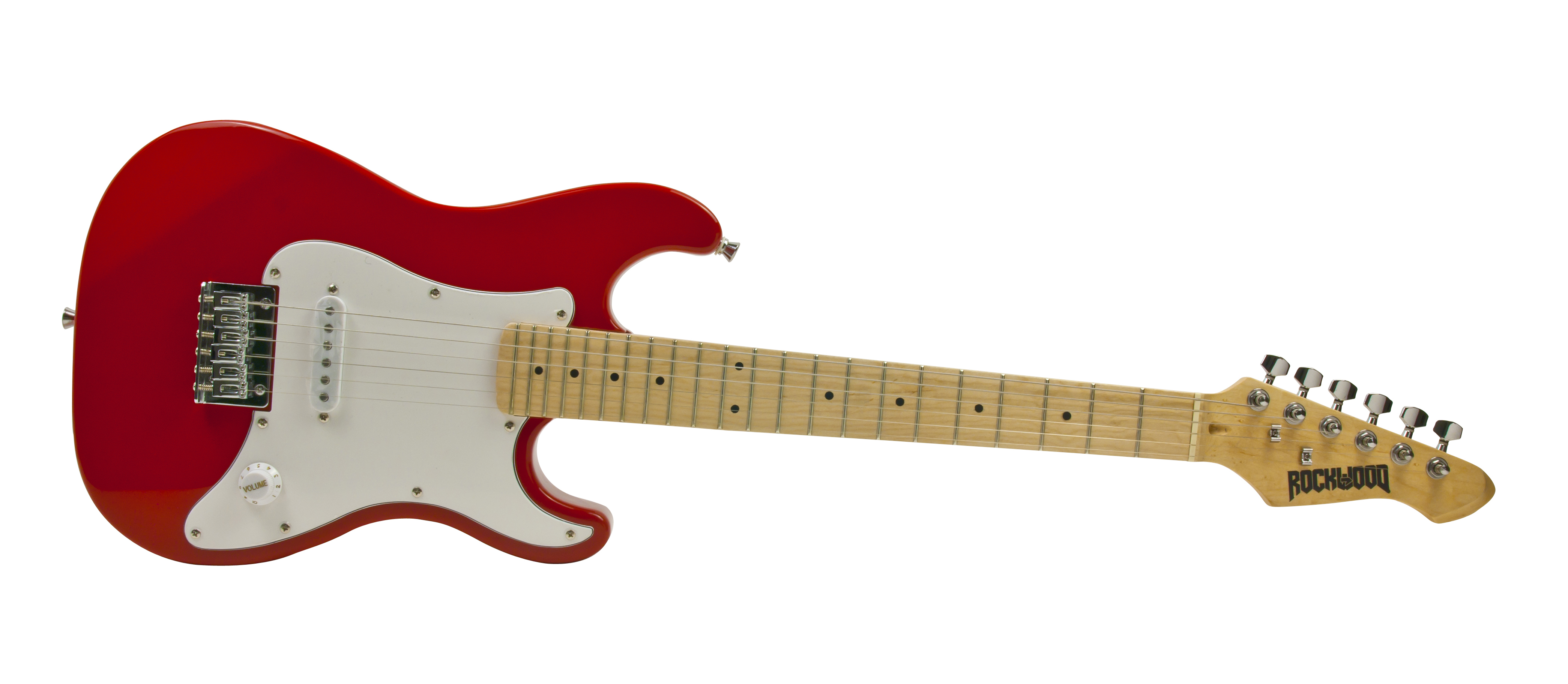 ROCKWOOD ELECTRIC GUITAR PACK RED -