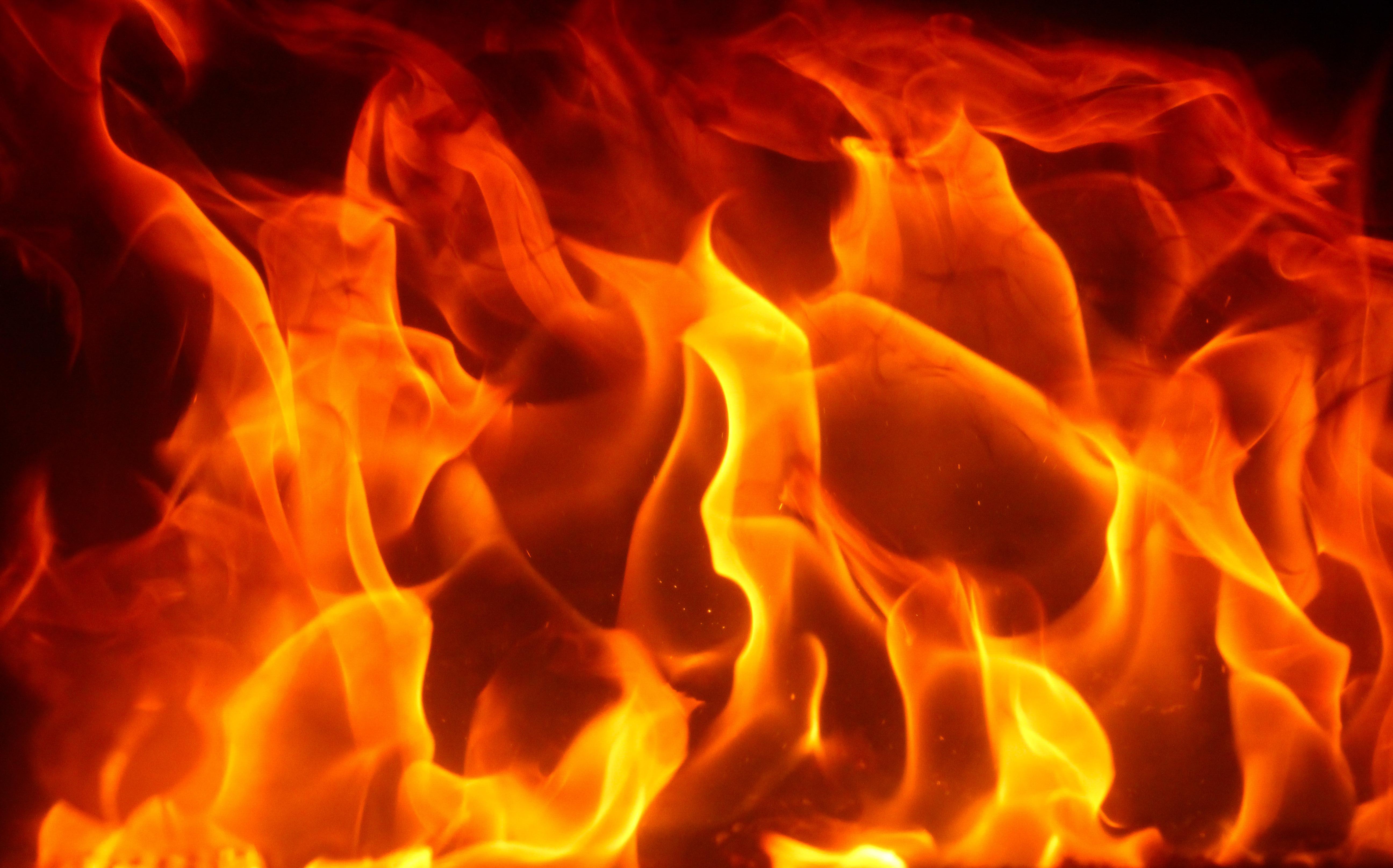 fire texture dancing flame blazing furnace hot wallpaper - TextureX ...