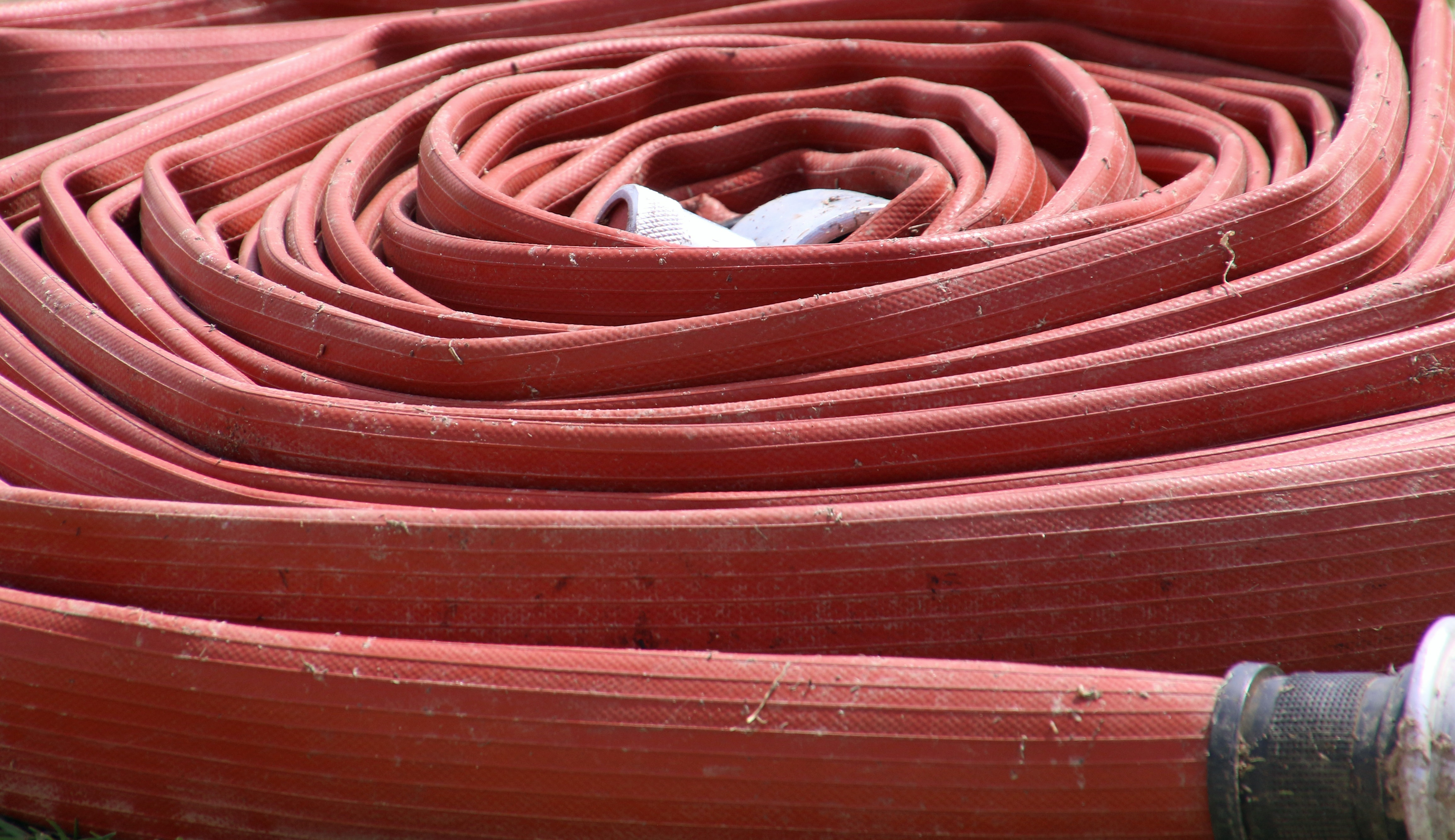 Red firehose , Red firehose
