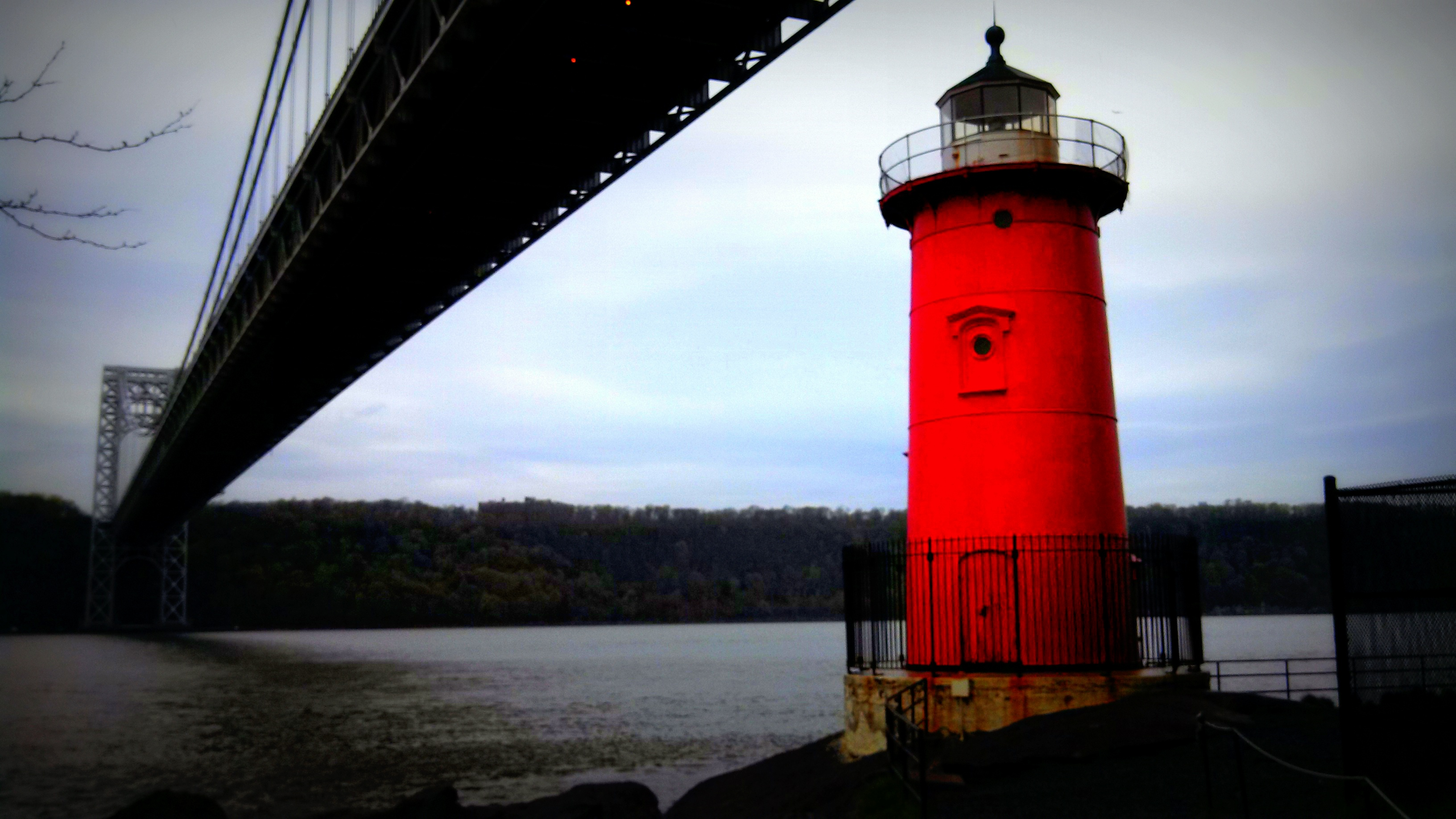 Little Red Lighthouse | Ray's Food and Walking Tours