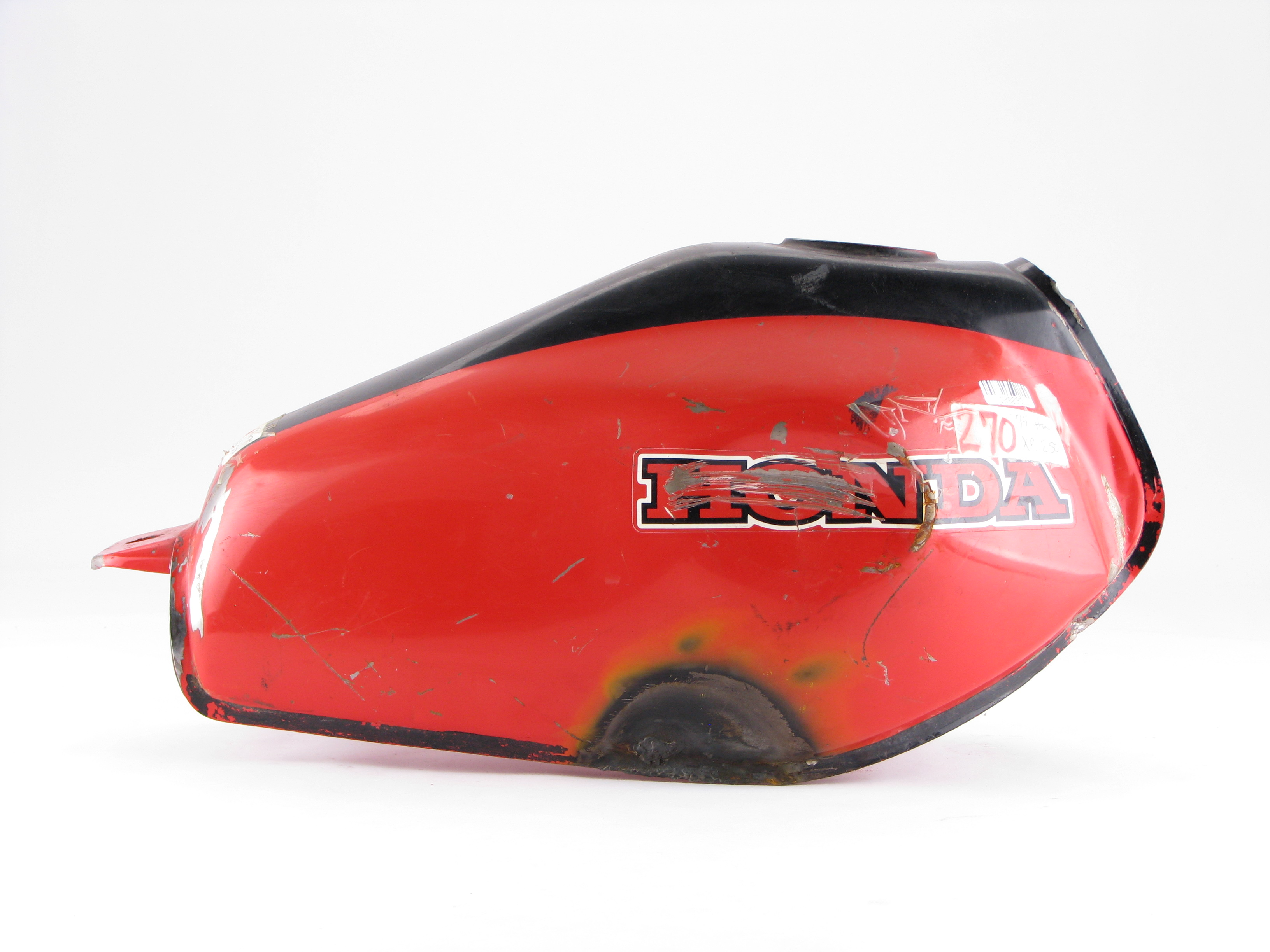 79 1979 Honda XR250 XR 250 Gas Fuel Petrol Tank Fair Used 100099 | eBay