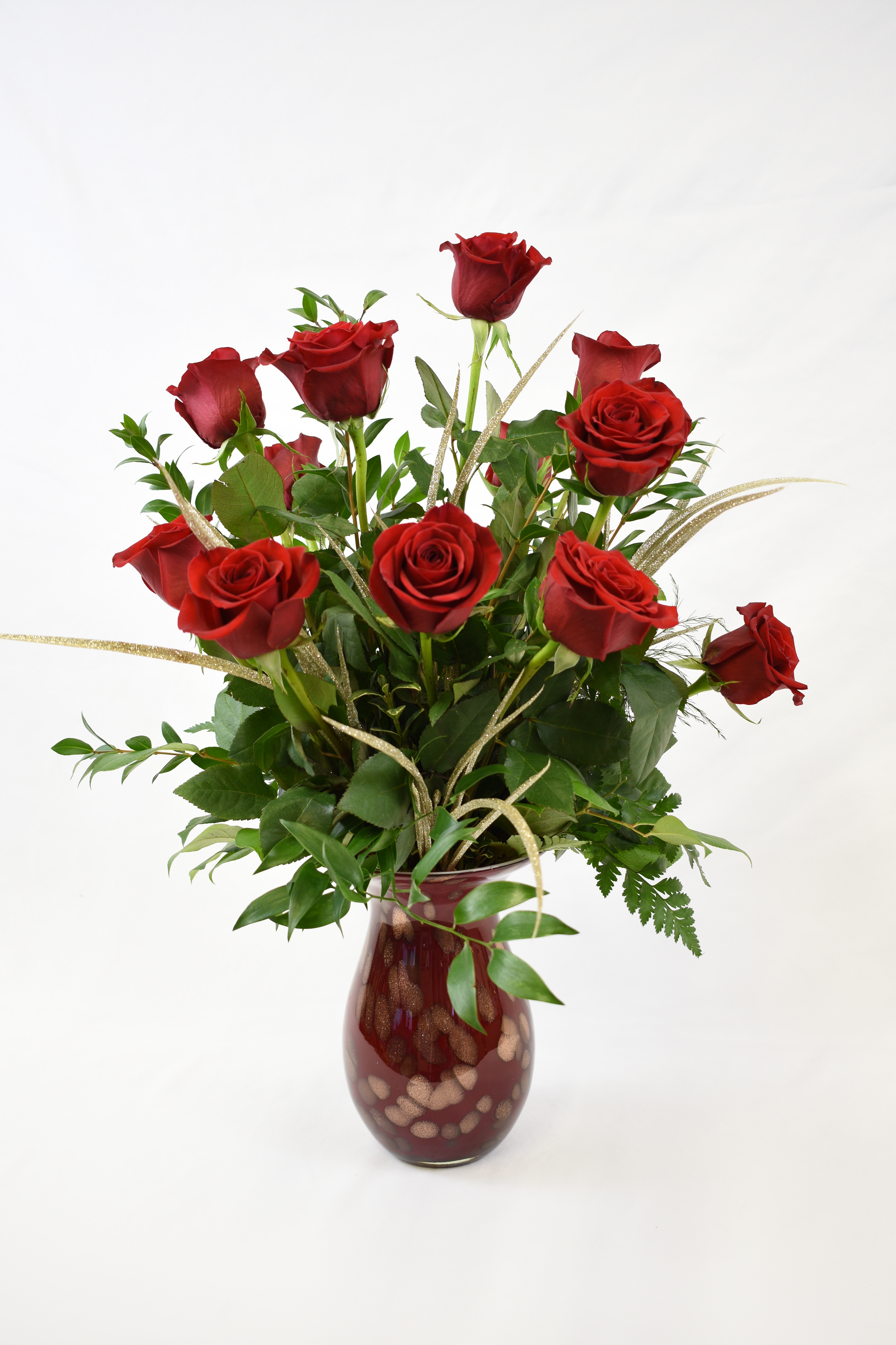 Red roses photo
