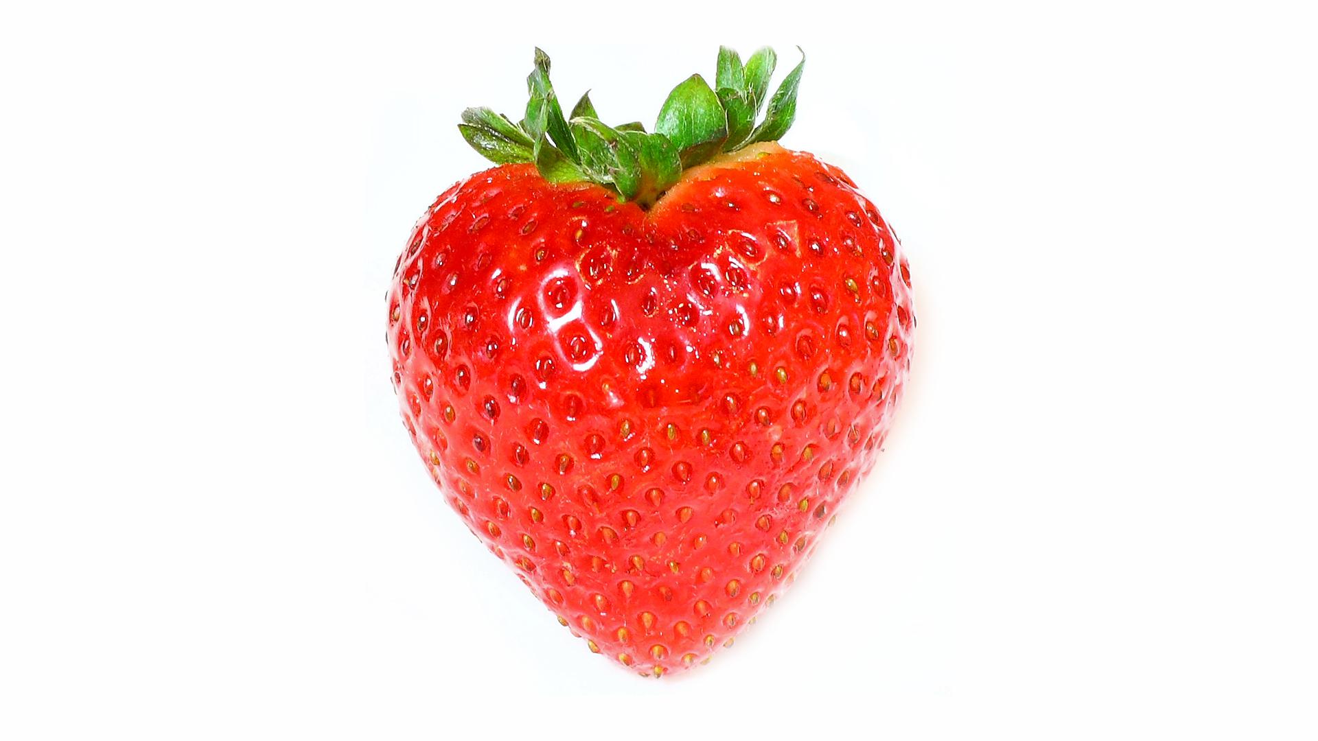 Red Strawberry widescreen wallpaper   Wide-Wallpapers.NET