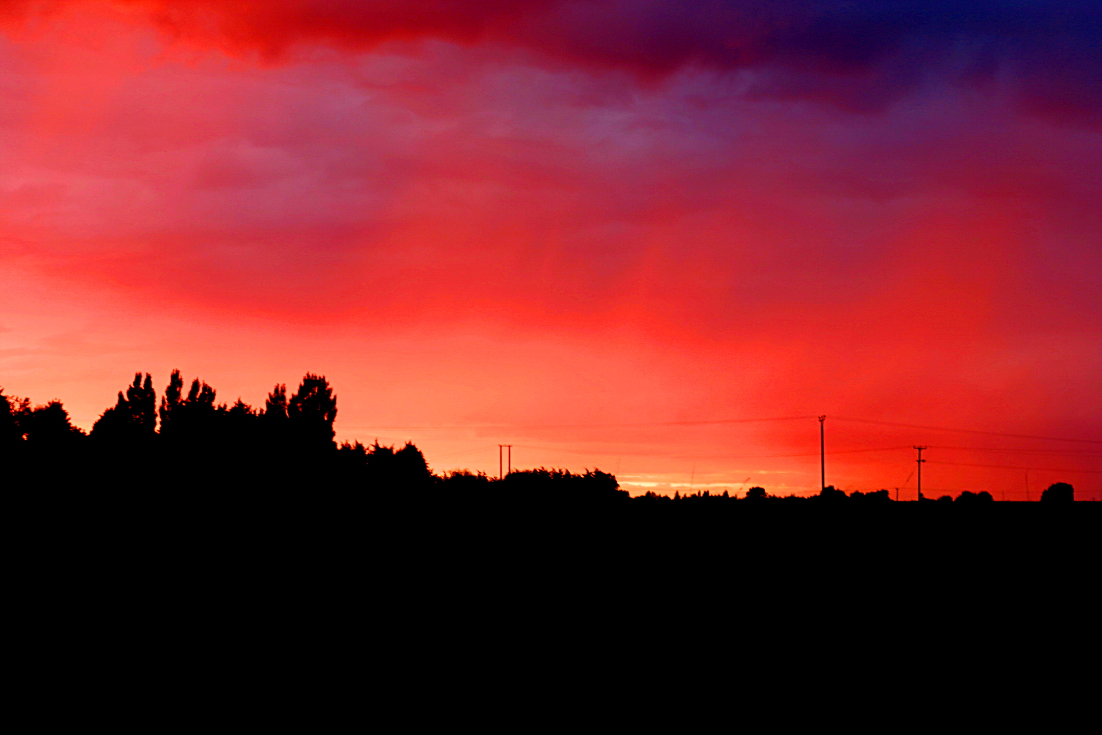 File:Red sunset in Norfolk 2.jpeg - Wikimedia Commons