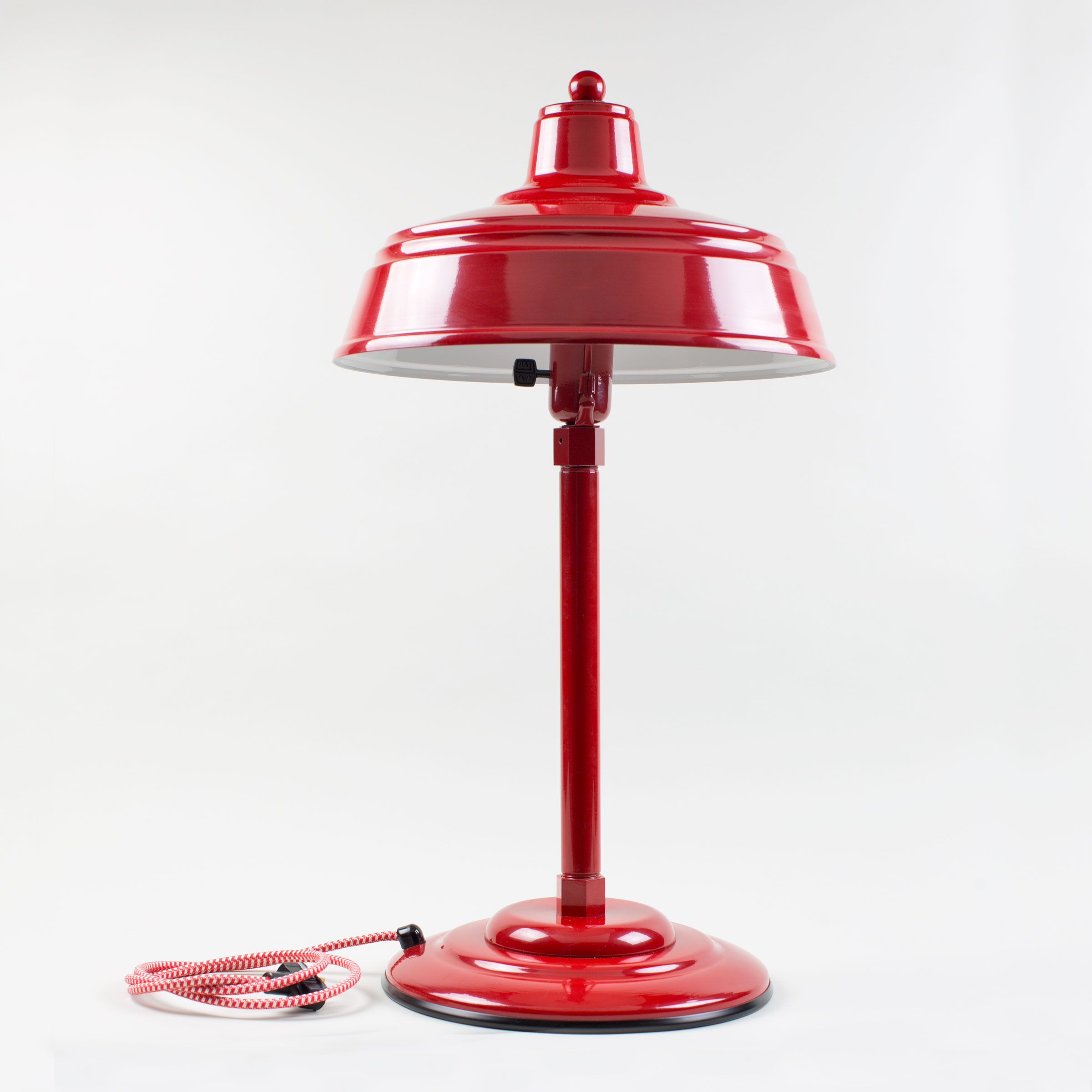 Awesome Red Table Lamps - hypermallapartments