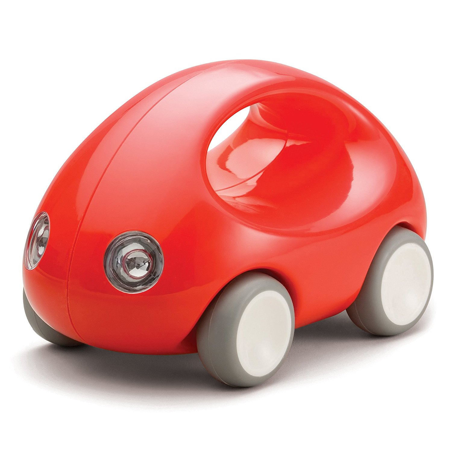 Amazon.com: Kid O Go Car Early Learning Push & Pull Toy - Red: Toys ...