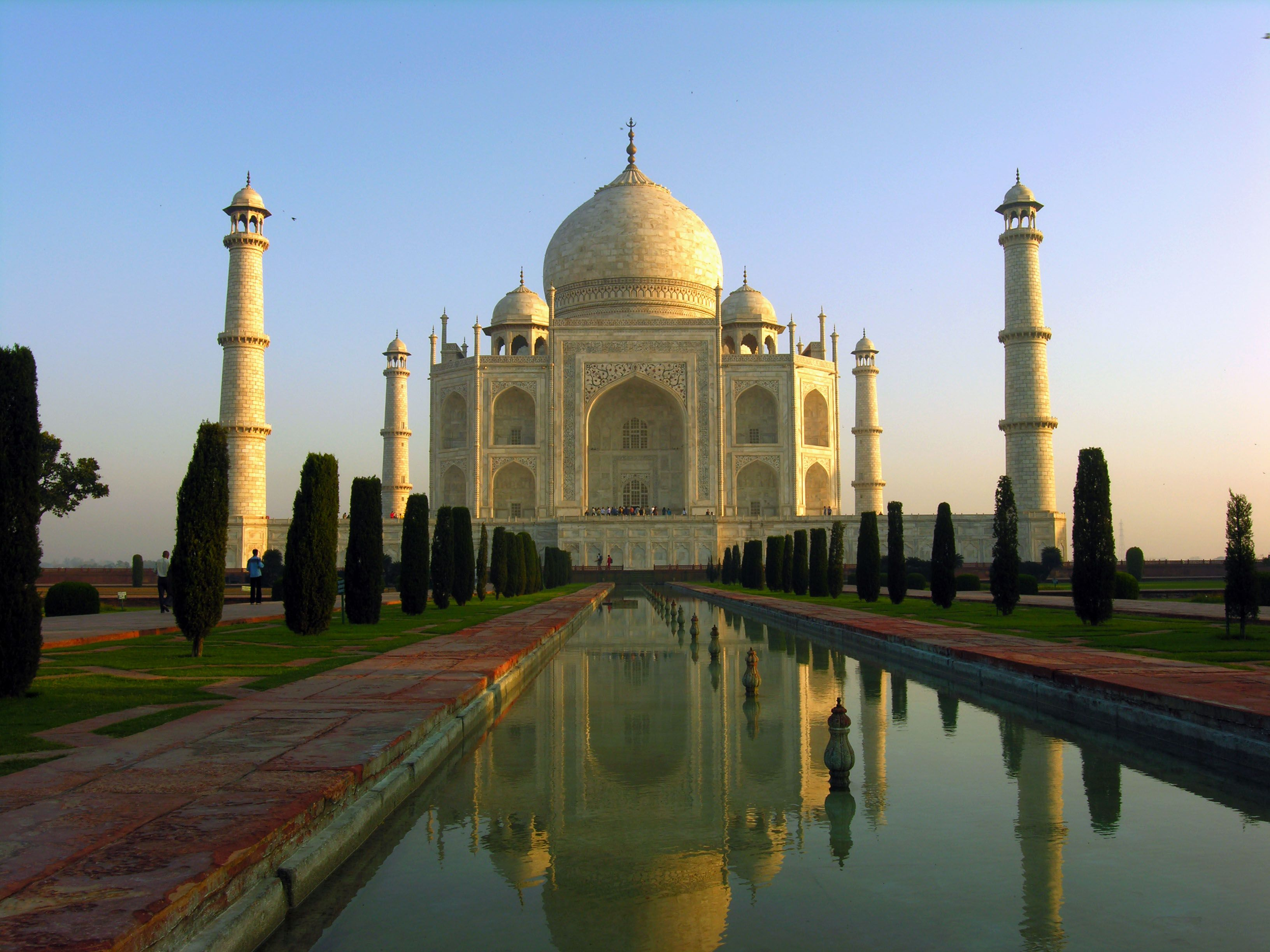 Whilst the Taj Mahal may be a mausoleum in the Muslim religion ...