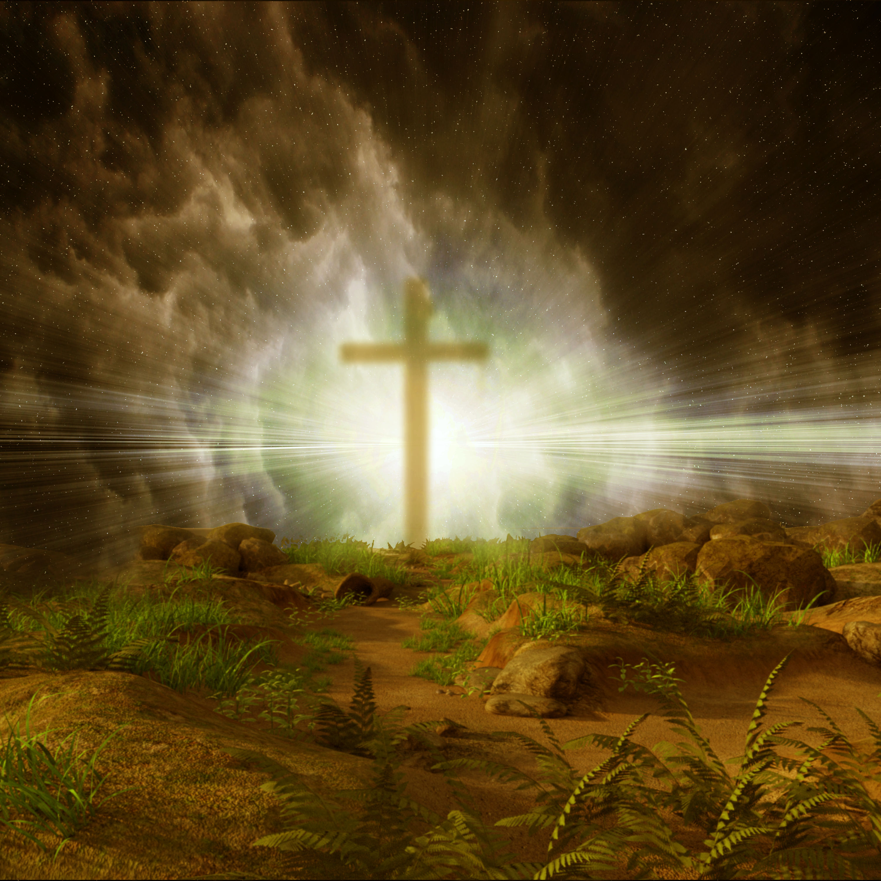 Religious Cross, Believe, Christianity, Cross, Fairytale, HQ Photo