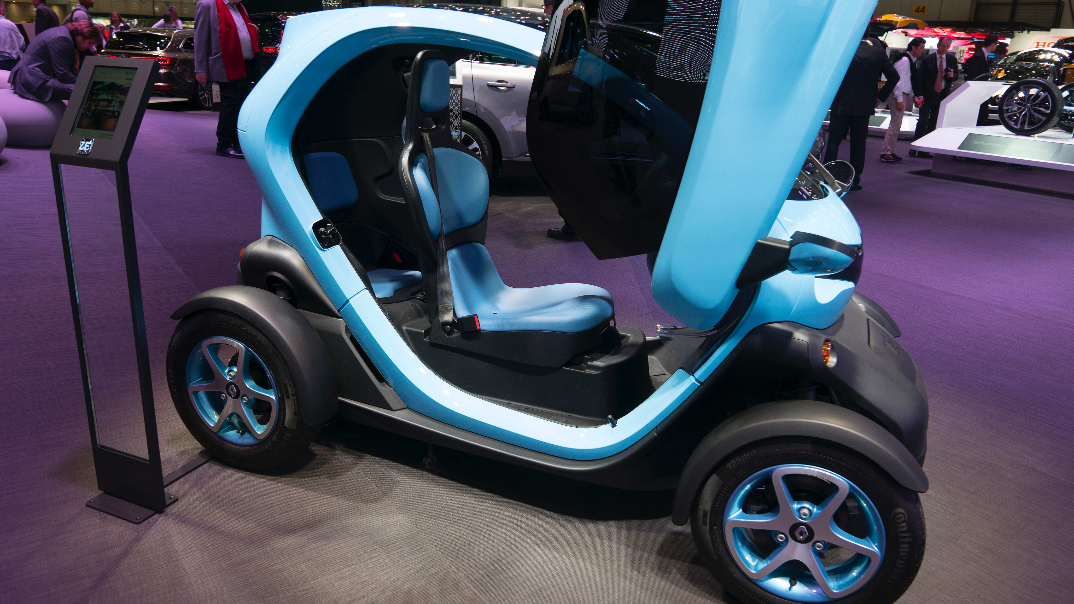 Renault Twizy 2016, 2016, 86, 86th, Automobile, HQ Photo