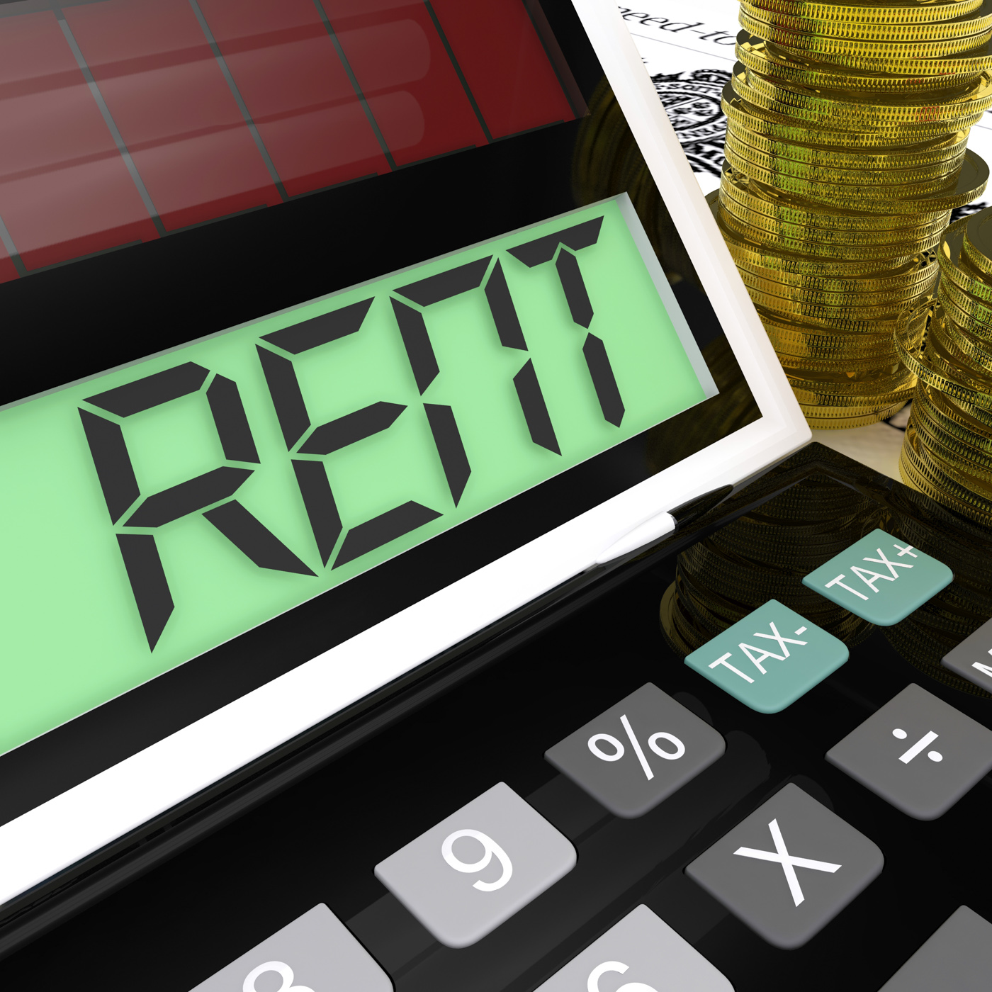 free photo rent calculator means paying tenancy or lease costs