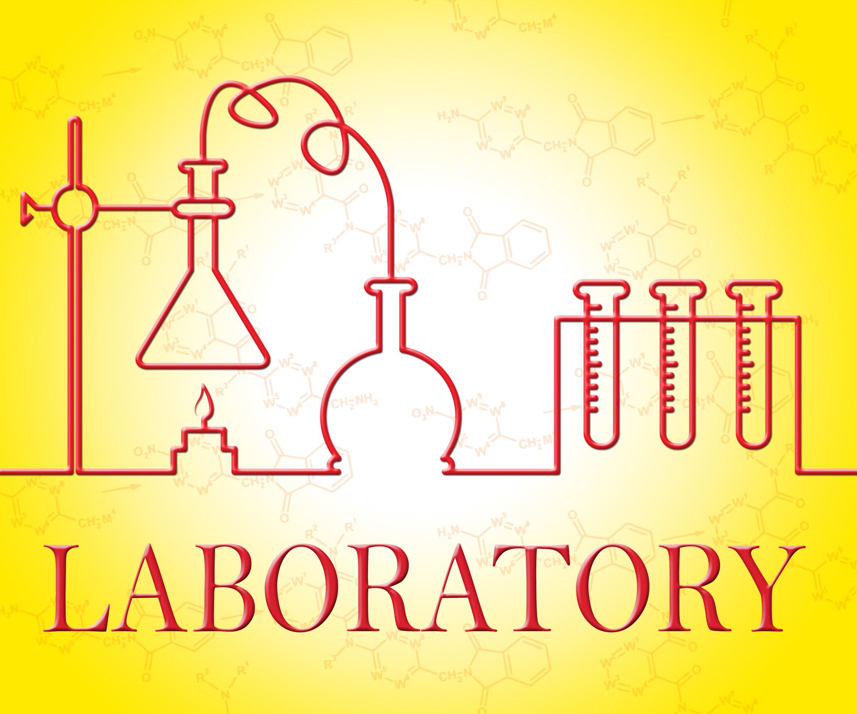Research Laboratory, Analyse, Investigation, Test, Study, HQ Photo