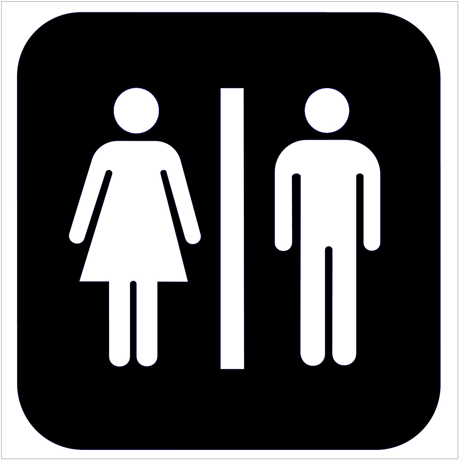 Modern Ideas Male Restroom Sign Free Download Clip Art On Bathrooms ...