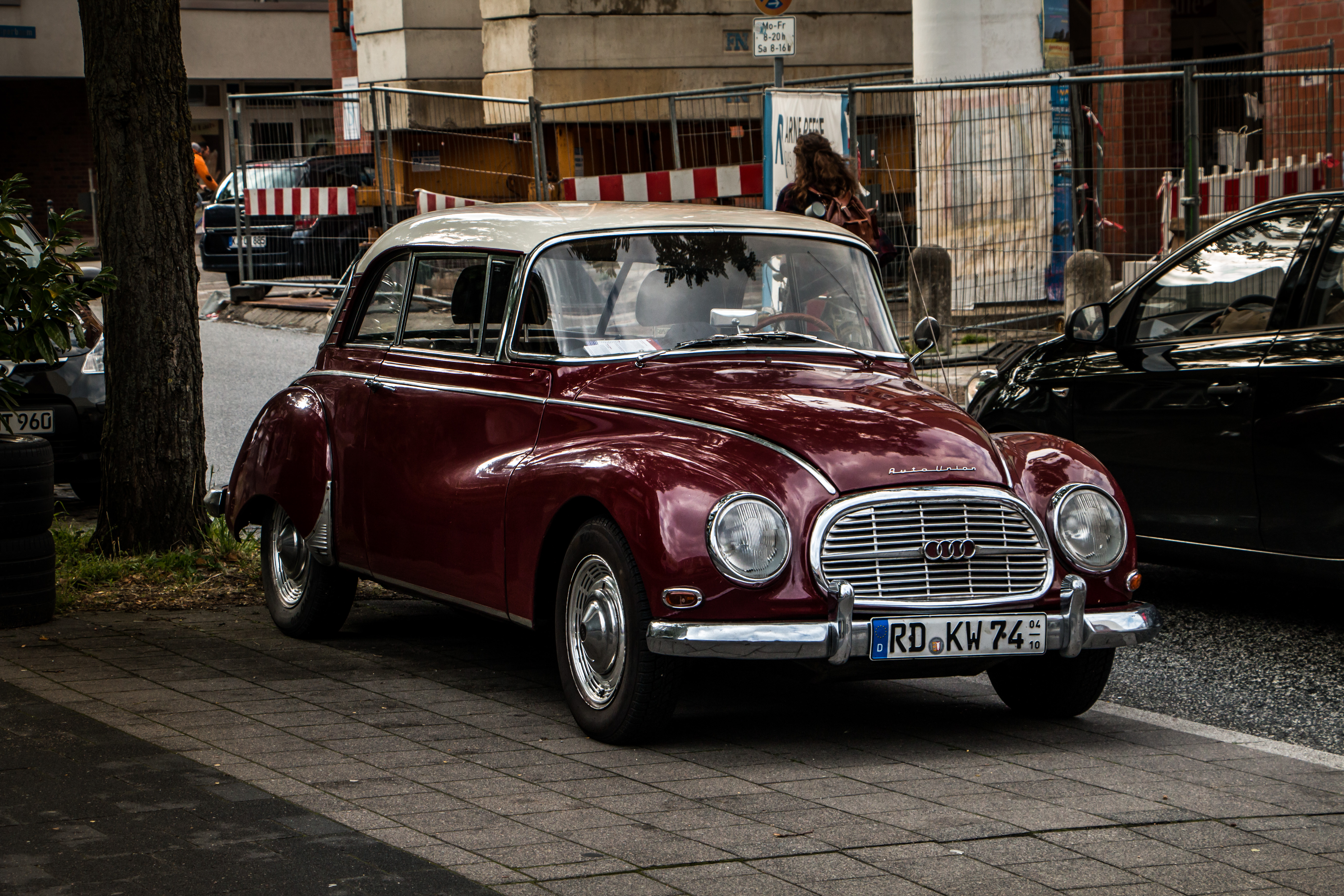 Retro Audi, Audi, Auto, Beautiful, Car, HQ Photo