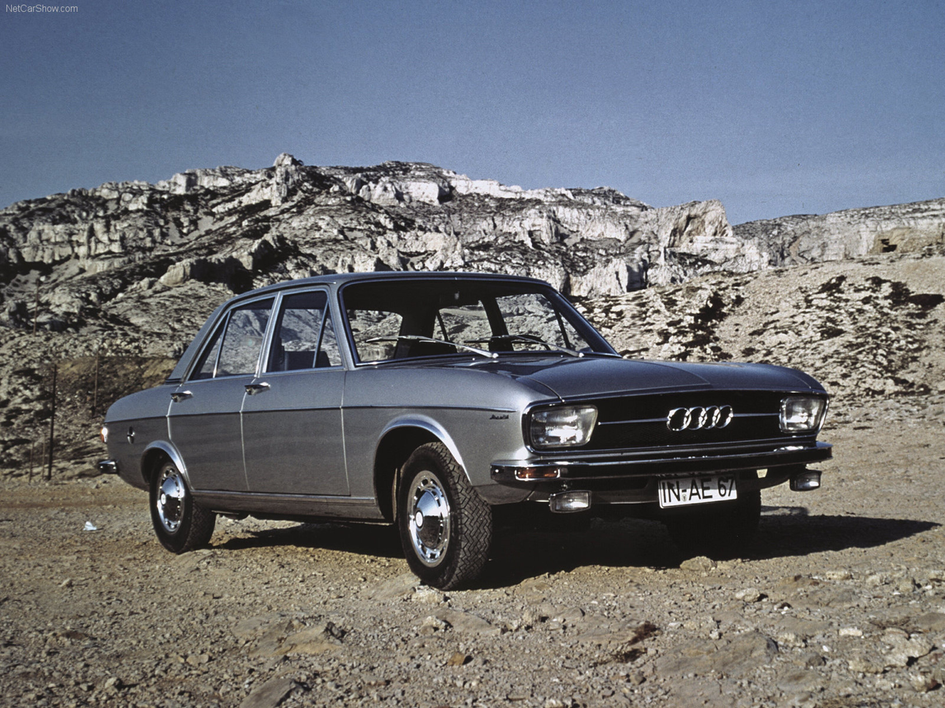 Audi 100 1969 retro Germany car wallpaper 4000x3000 wallpaper ...