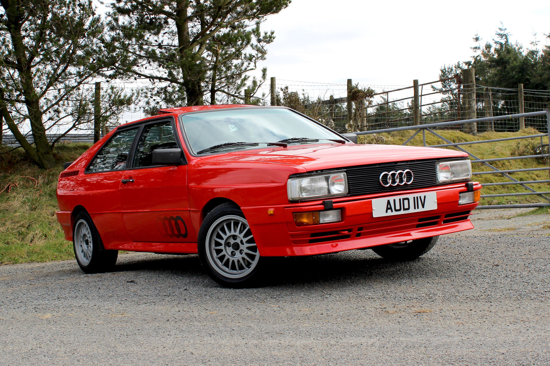 Audi ur-Quattro: Retro Road Test | Motoring Research