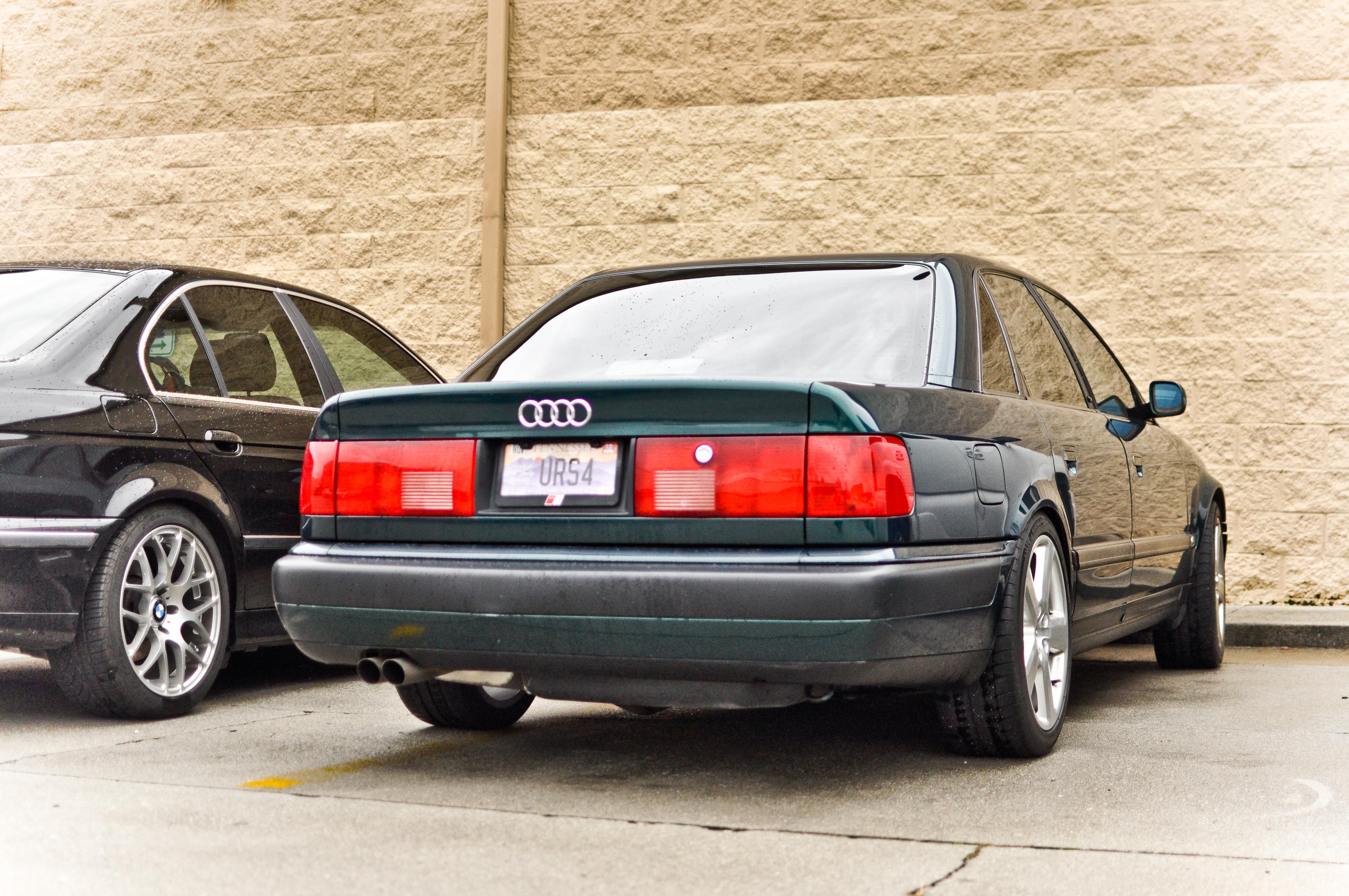 Retro Audi S4   European Auto Garage