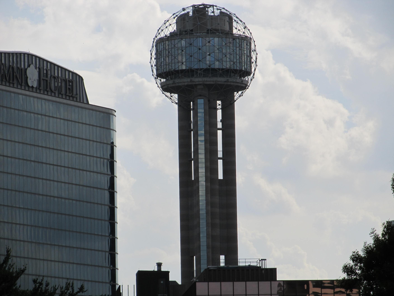 Reunion tower photo